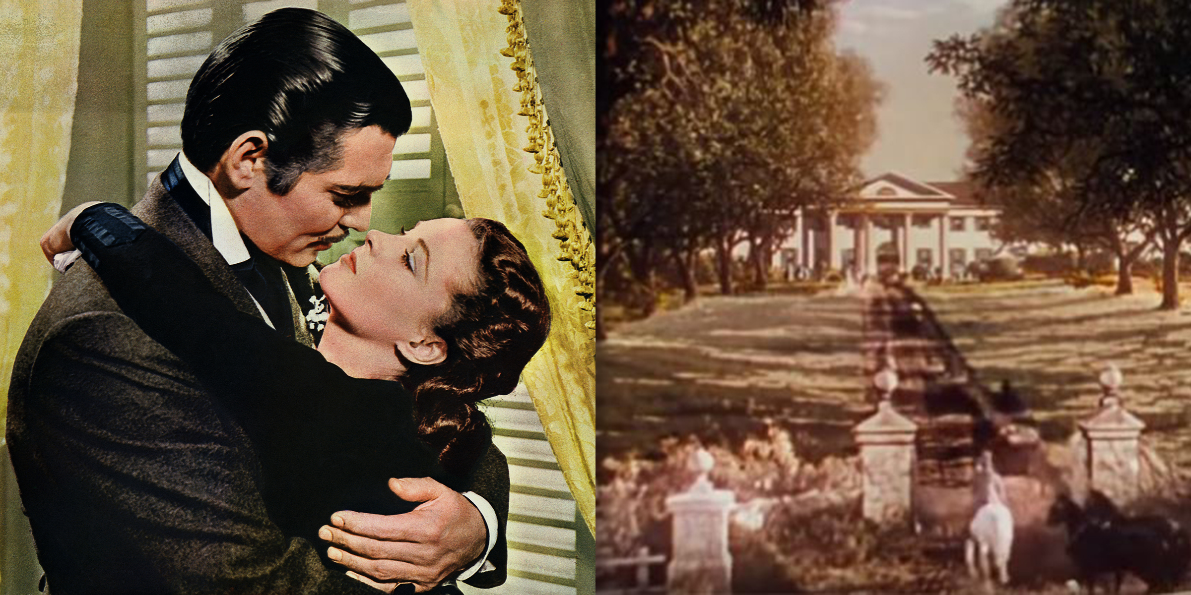 The 'Gone with the Wind' mansion is for sale — see inside!