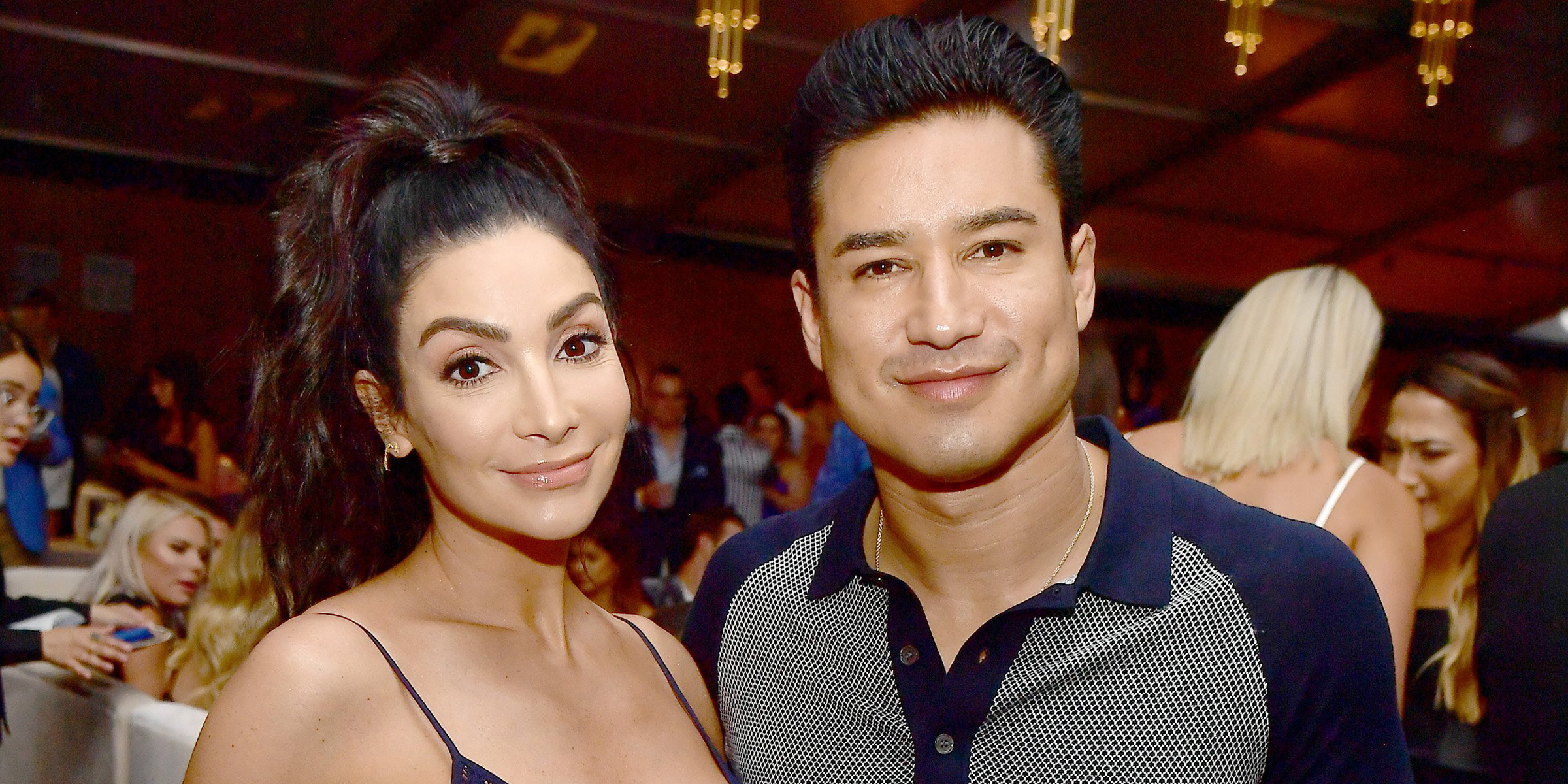 Mario Lopez And Wife Courtney Welcome 3rd Child See The Pics