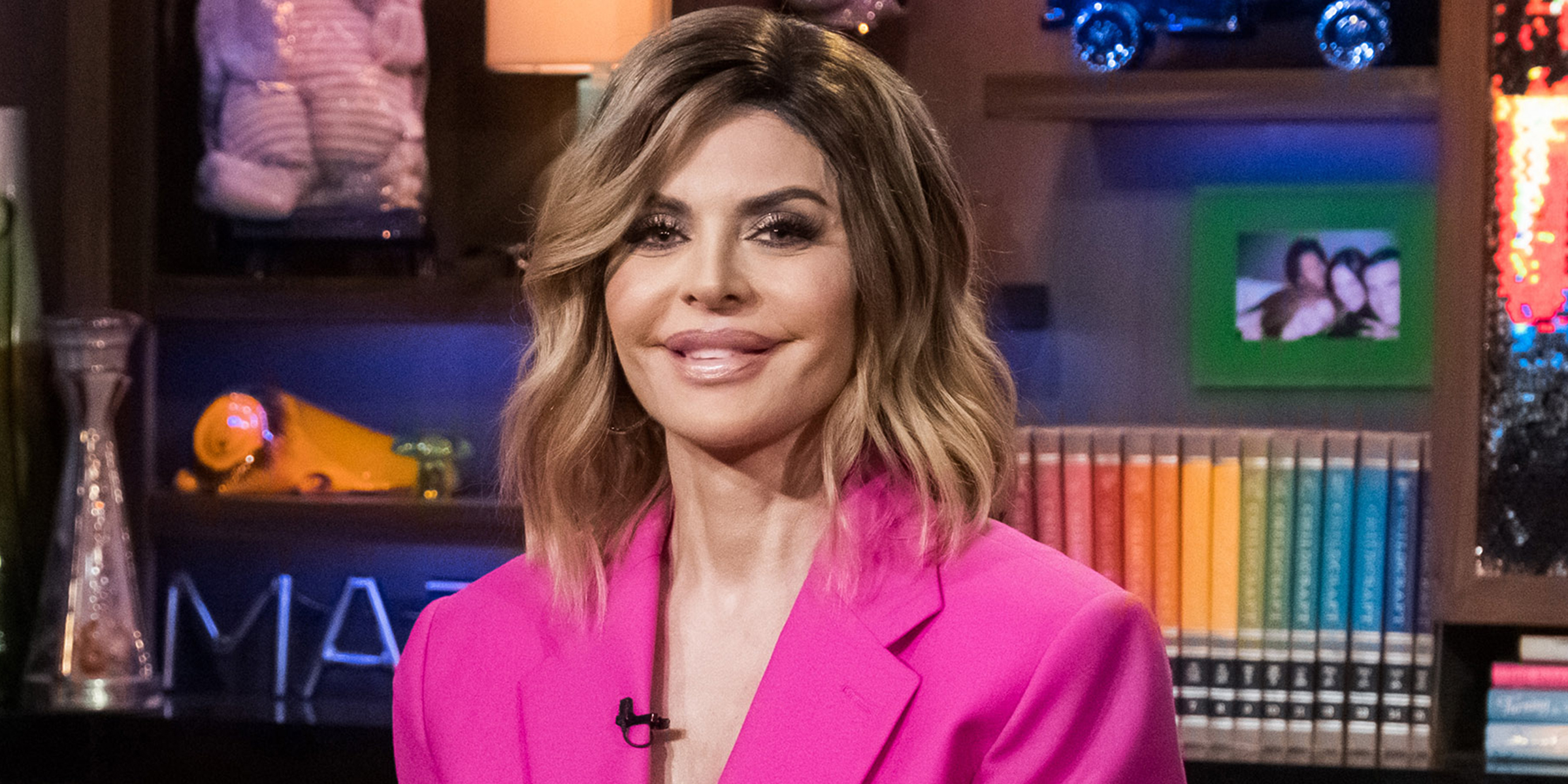 Why Lisa Rinna almost left 'Real Housewives of Beverly Hills'