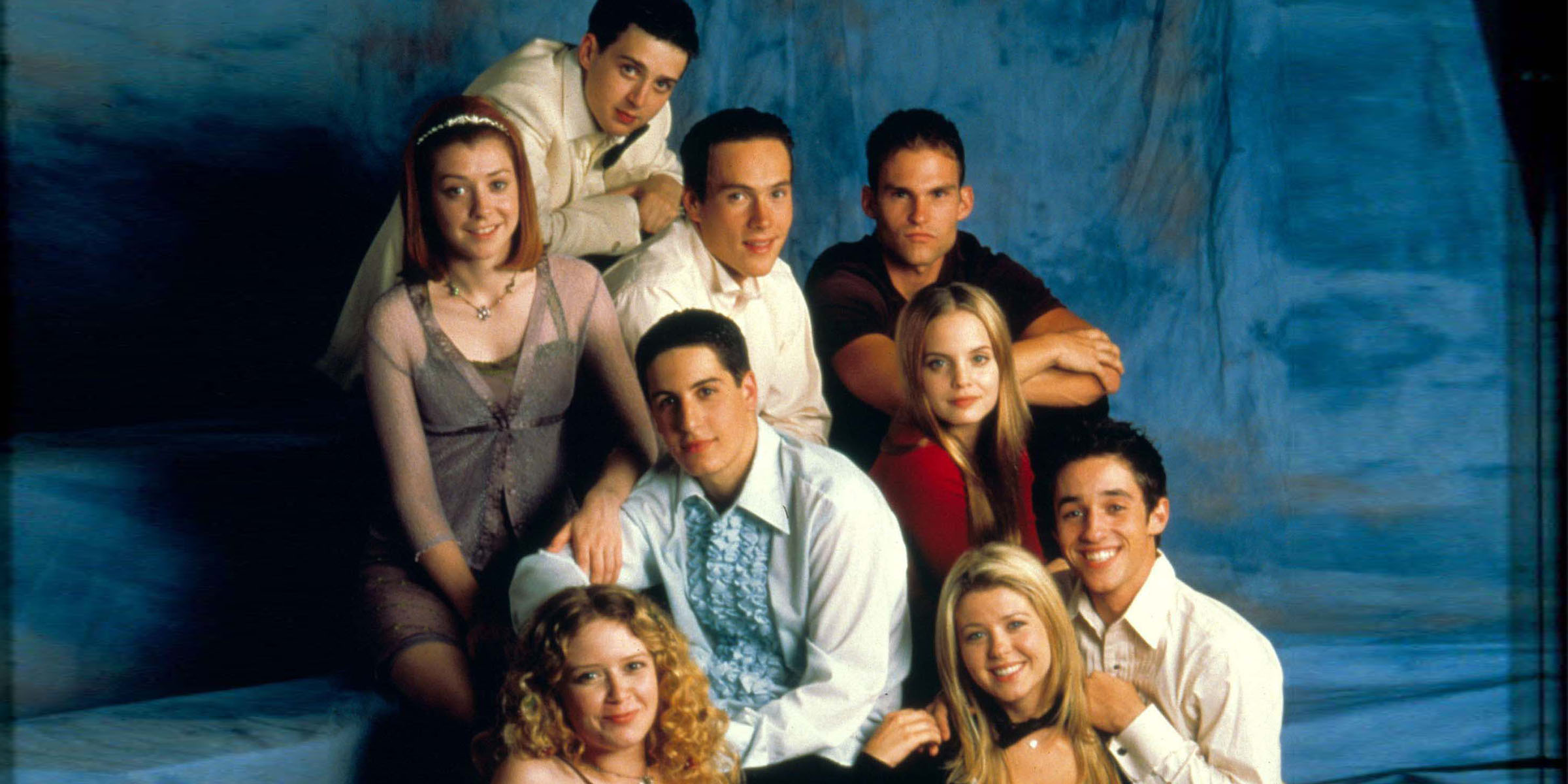 Alyson Hannigan American Pie Hot american pie' cast reunites for film's 20th anniversary: 'it