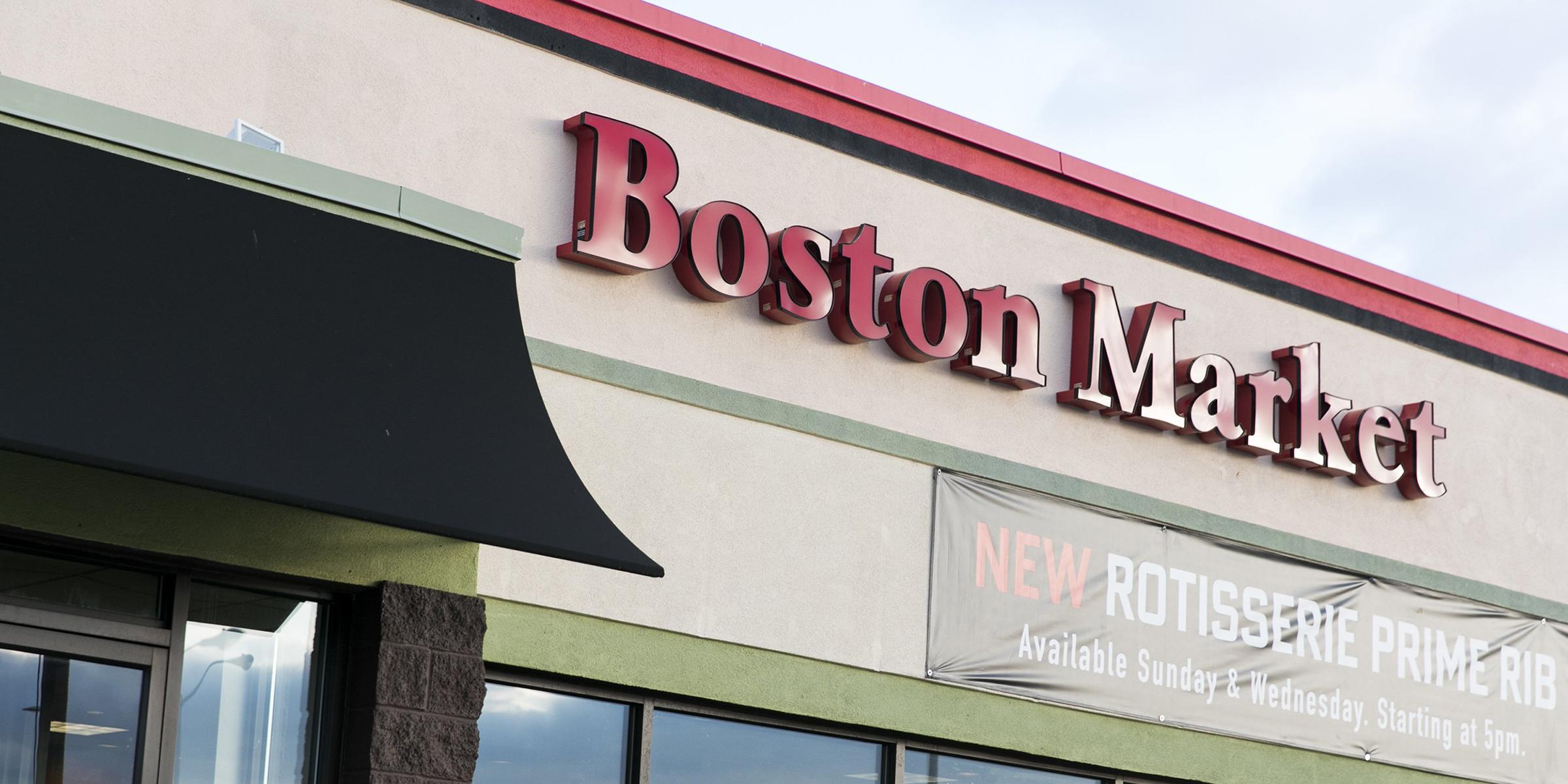 Boston Market just closed dozens of restaurants across the