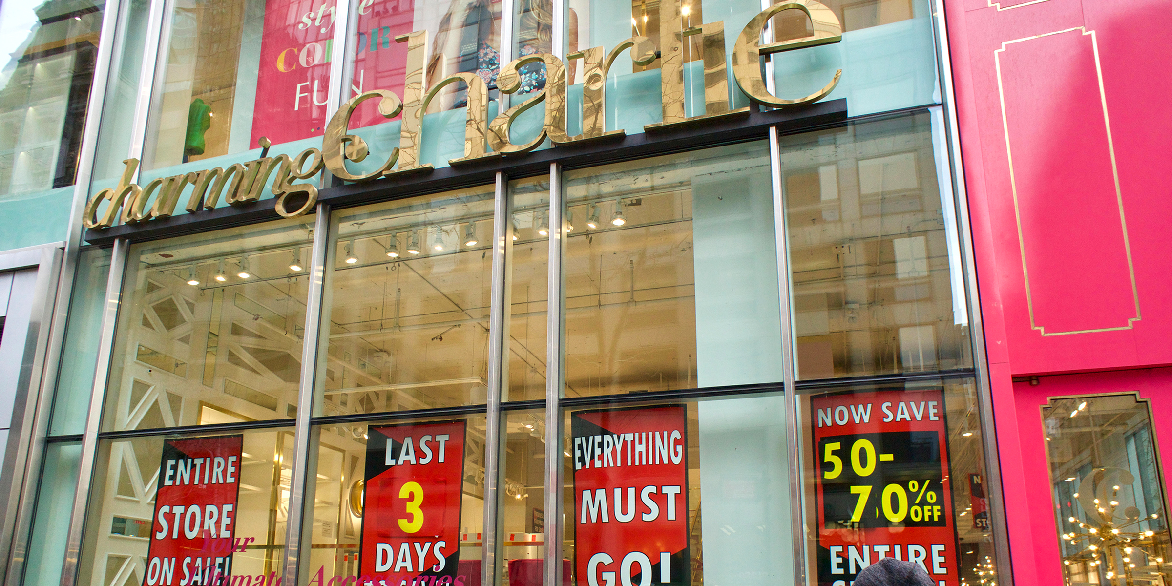 Fashion And Jewelry Chain Charming Charlie Closing All 261 Stores