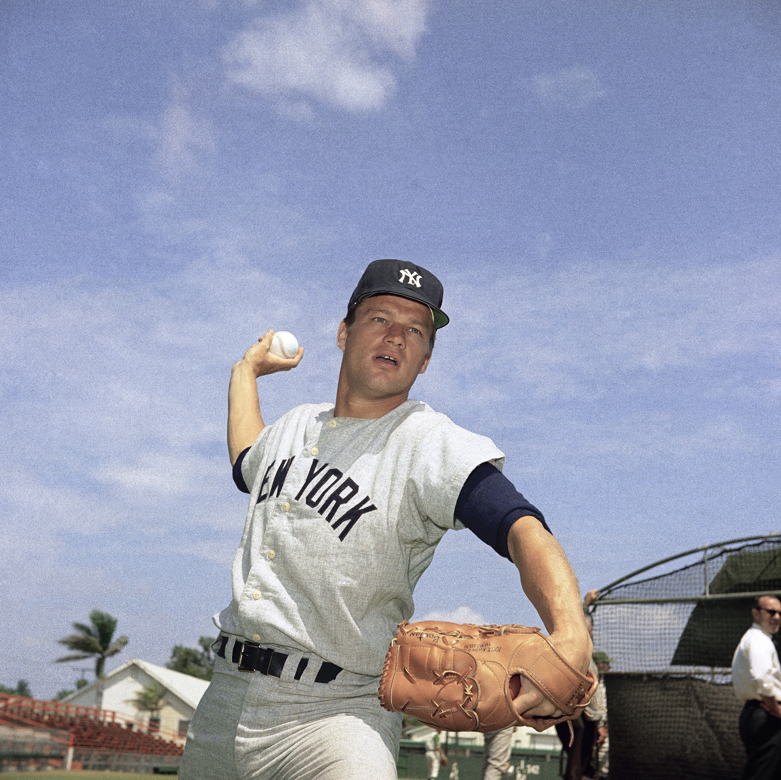 e45871769a9a Jim Bouton, Yankees pitcher whose 'Ball Four' blew the whistle on ...