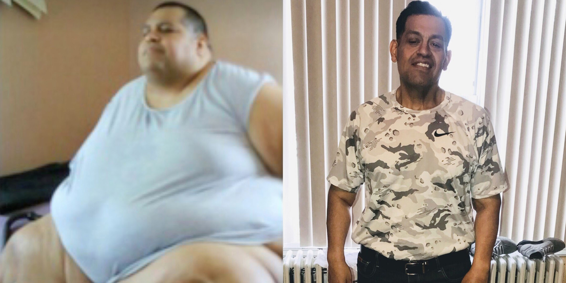 How to lose over 500 pounds: Man loses 616 pounds by tracking food