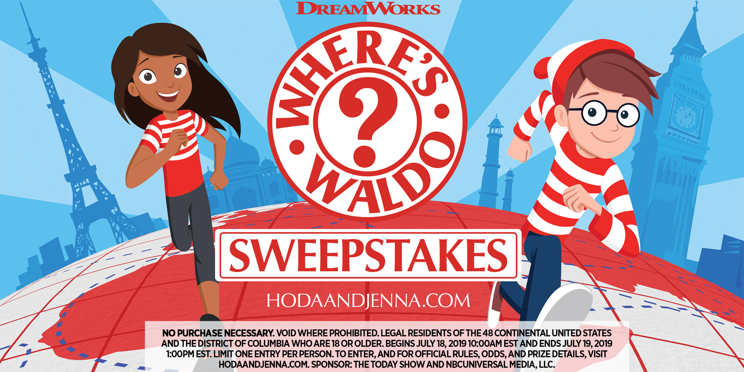 Where's Waldo sweepstakes: Enter to win a trip to Universal