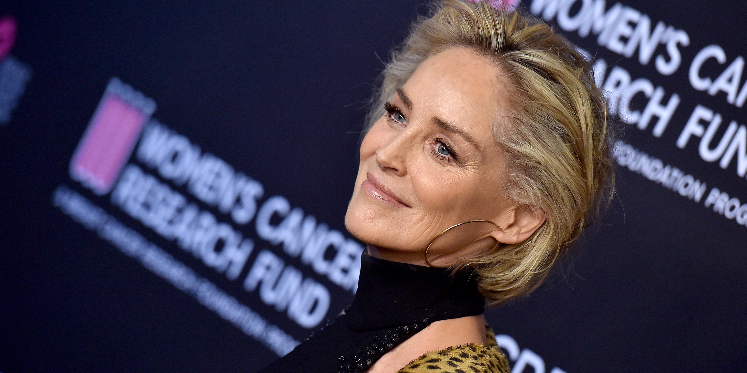 Sharon Stone says people were 'brutally unkind' after she suffered a stroke