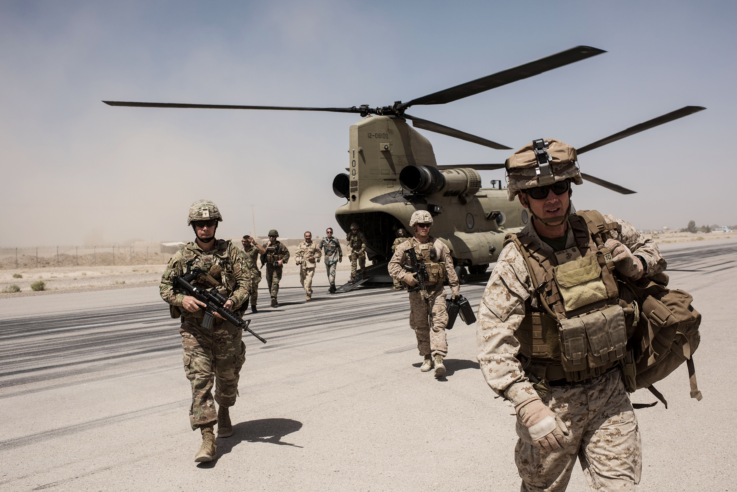Trump wants to pull all U S  troops out of Afghanistan by