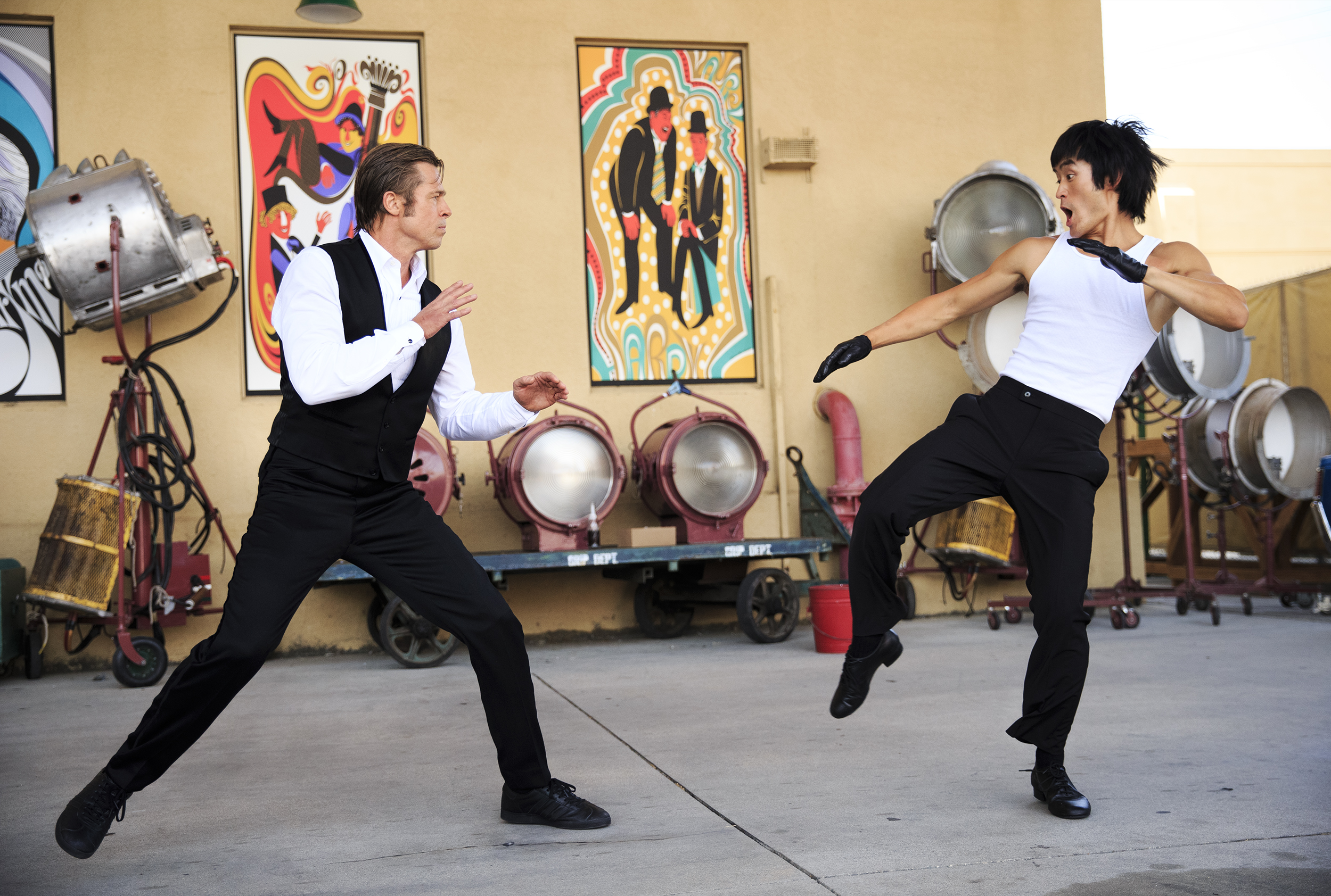 Once Upon A Time In Hollywood May Be Bruce Lee S Posthumous Comeback