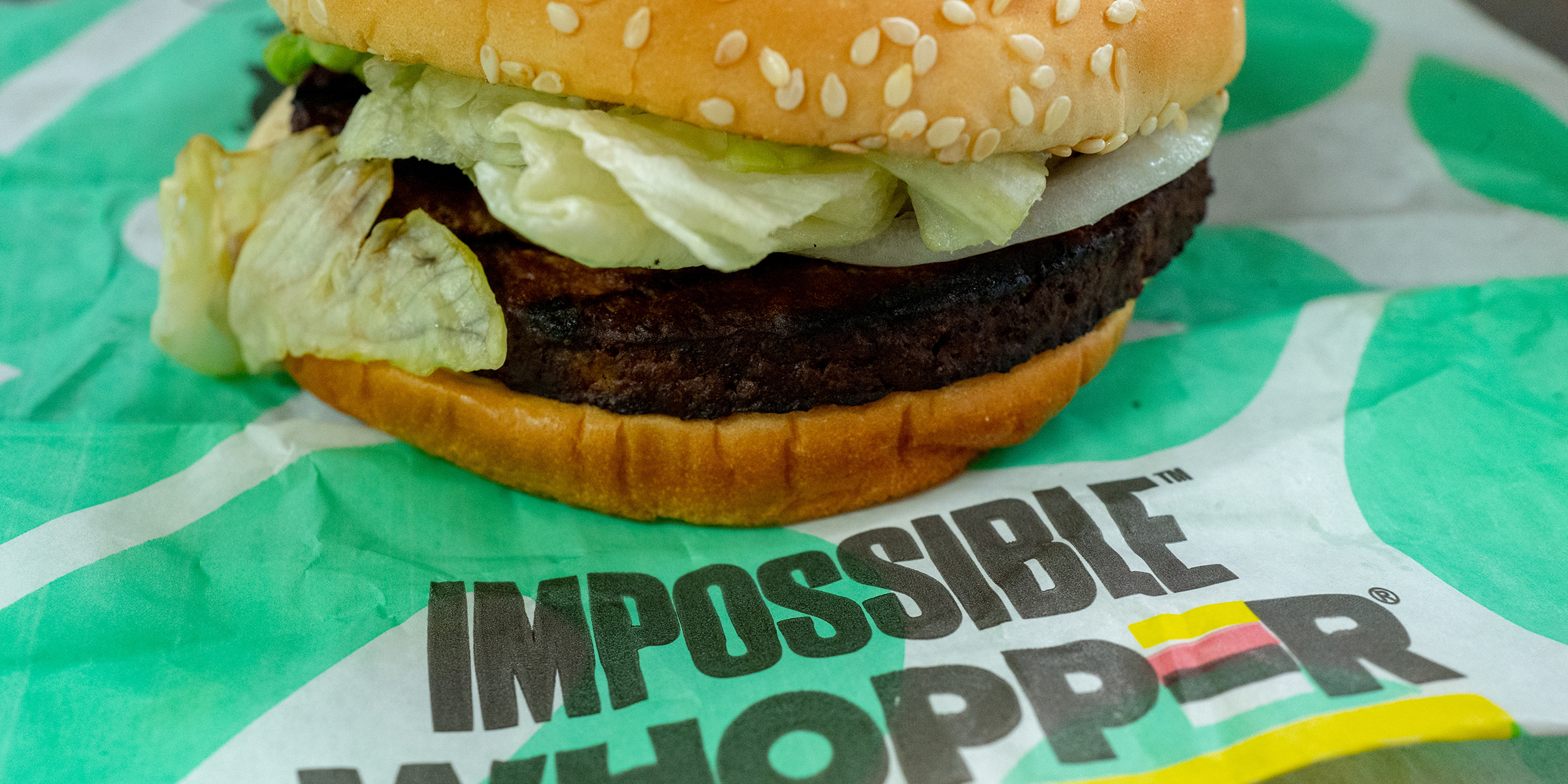 Why Burger King's Impossible Whopper isn't totally vegetarian