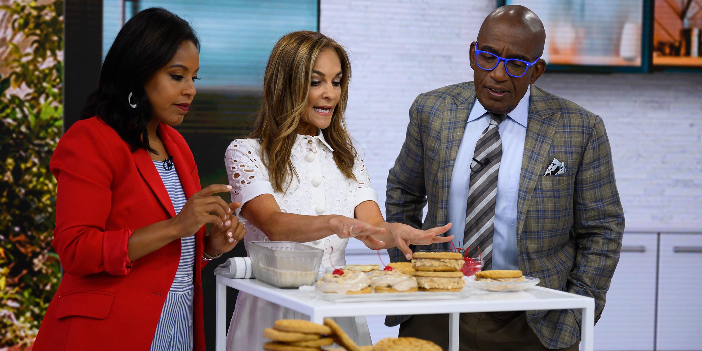 Healthy dessert recipes: Joy Bauer's sweet summer treats
