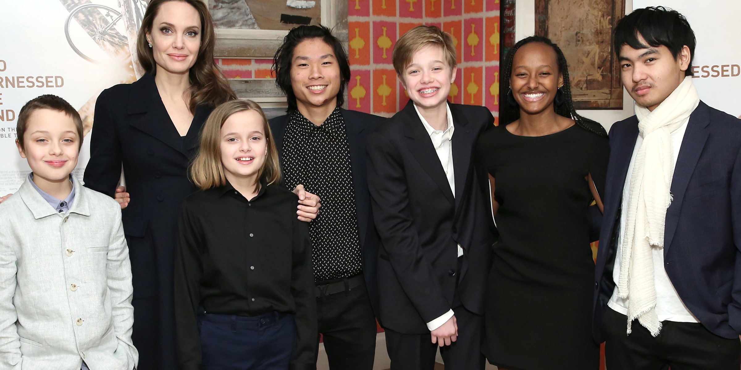 Angelina Jolie reveals why kids are 'happy' about her latest project