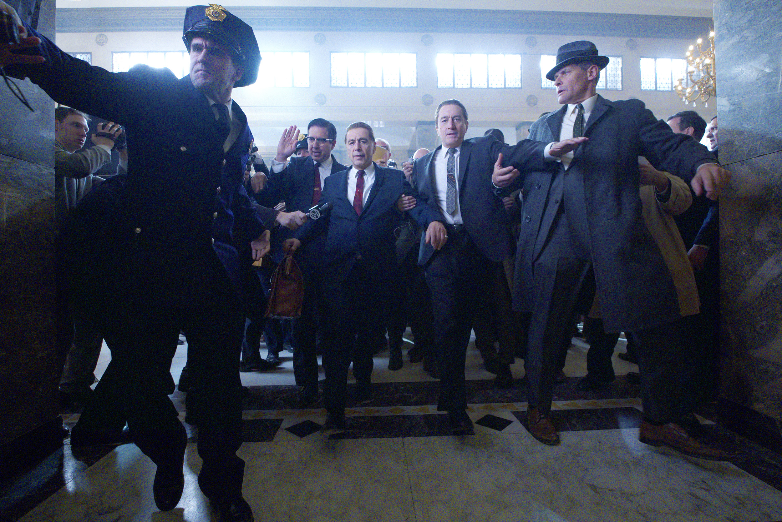 Netflix S The Irishman Directed By Martin Scorsese Is About Much More Than Jimmy Hoffa