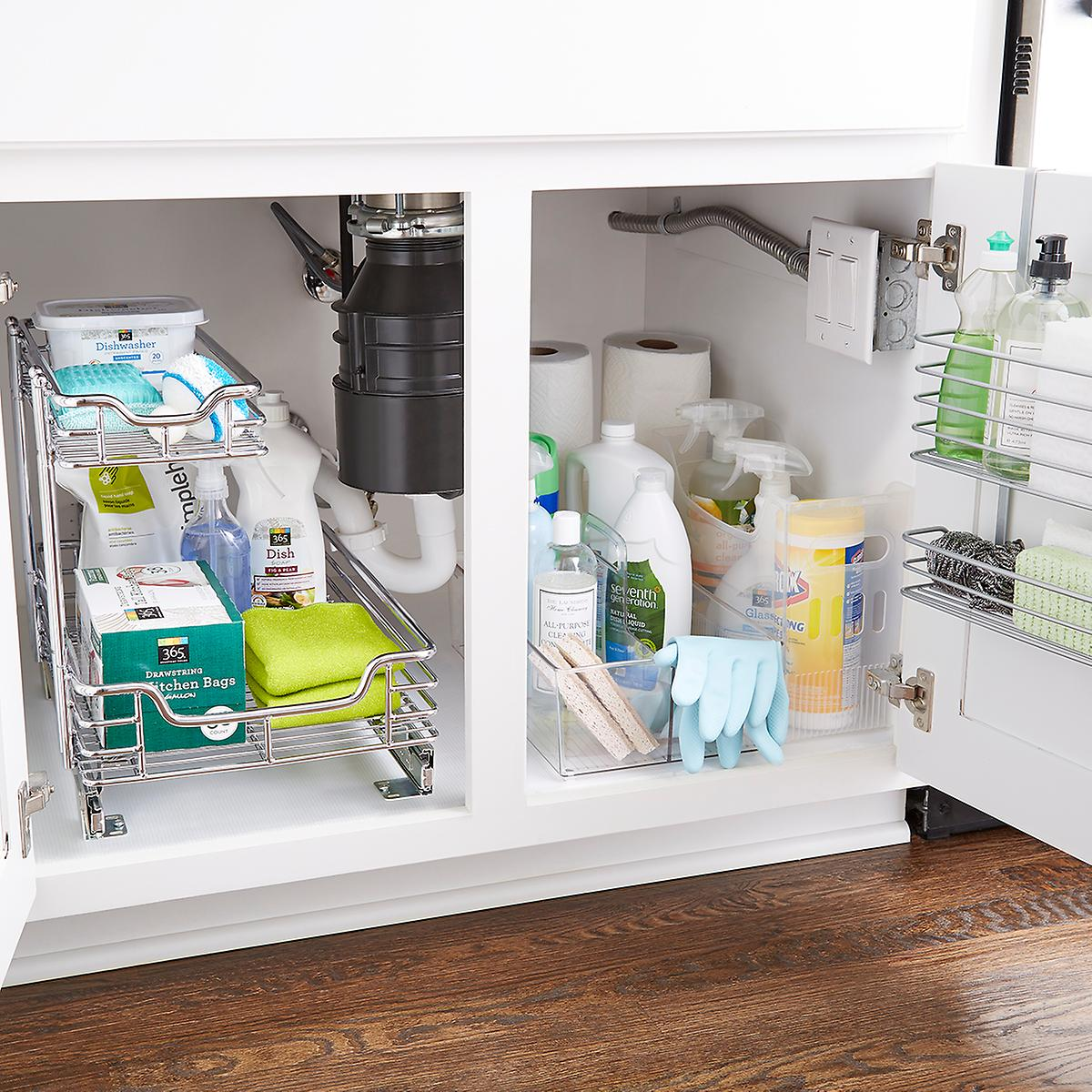 16 Ideas For Bathroom Storage