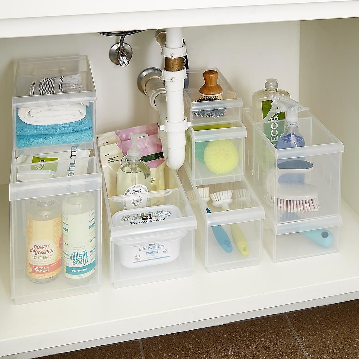 16 Ideas For Bathroom Storage