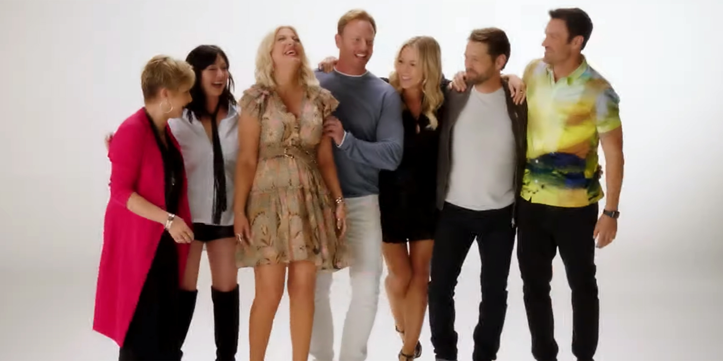 BH90210' opening credits released by Fox