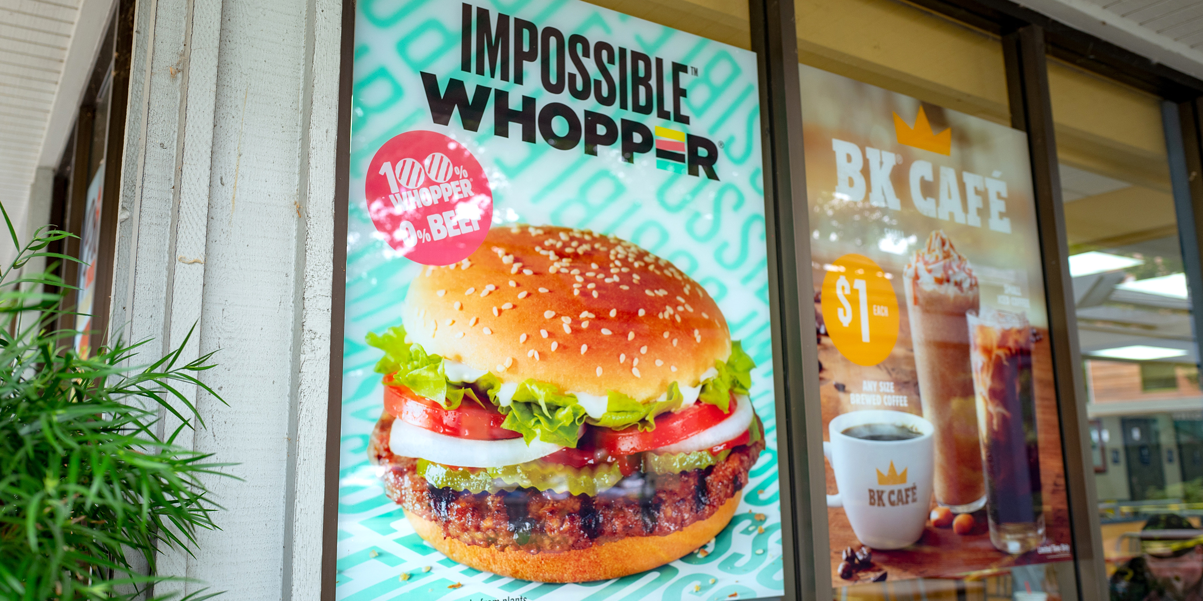 Why Burger King S New Impossible Whopper Isn T Totally