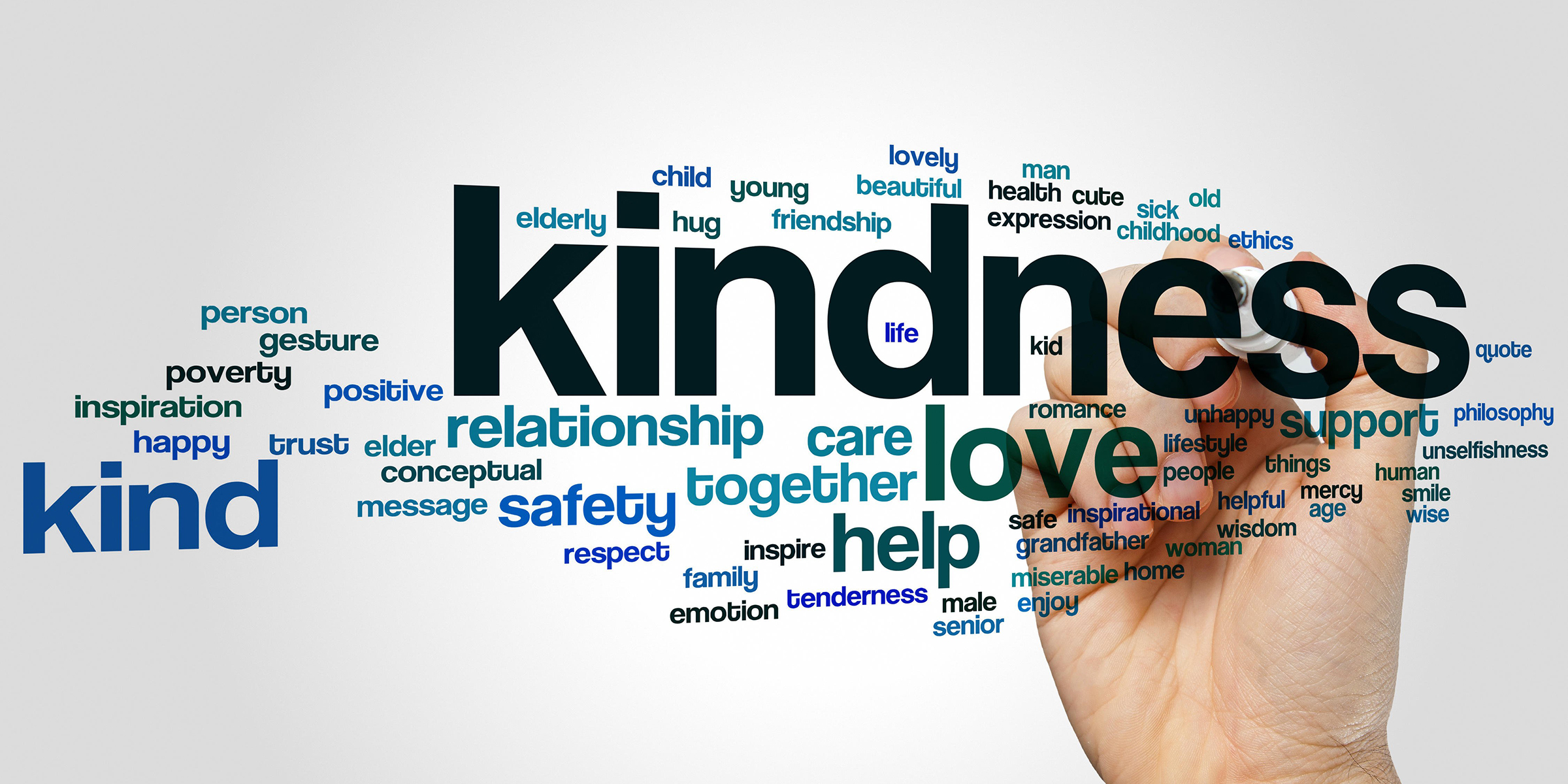 Tell us how an act of kindness has changed your life