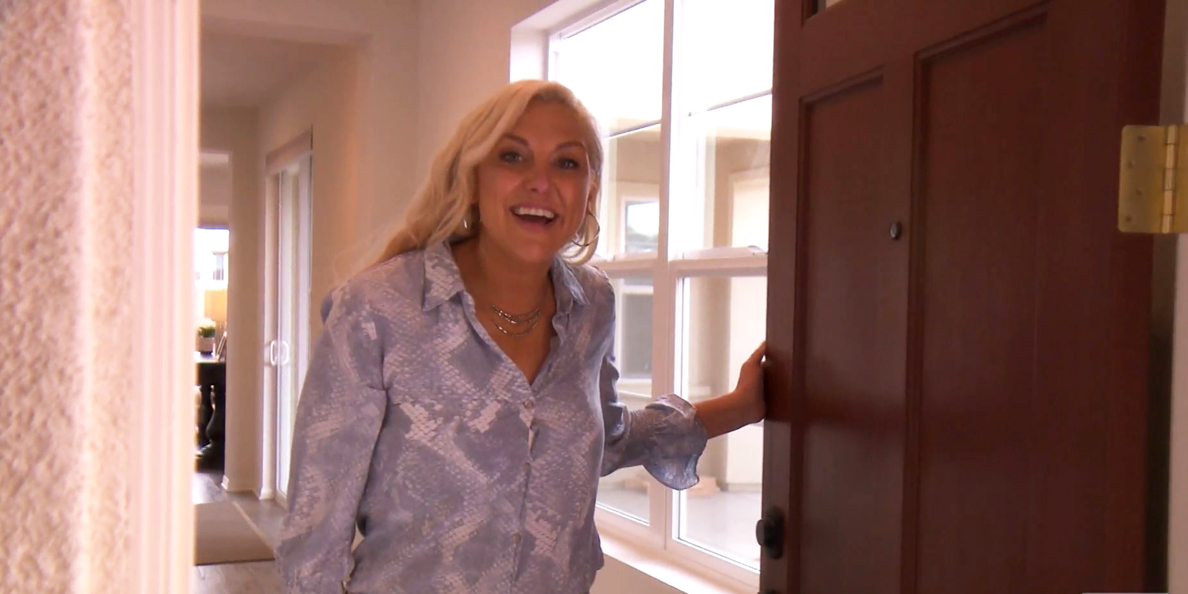 Watch 'Real Housewives' star Gina Kirschenheiter's tour of her post-breakup house