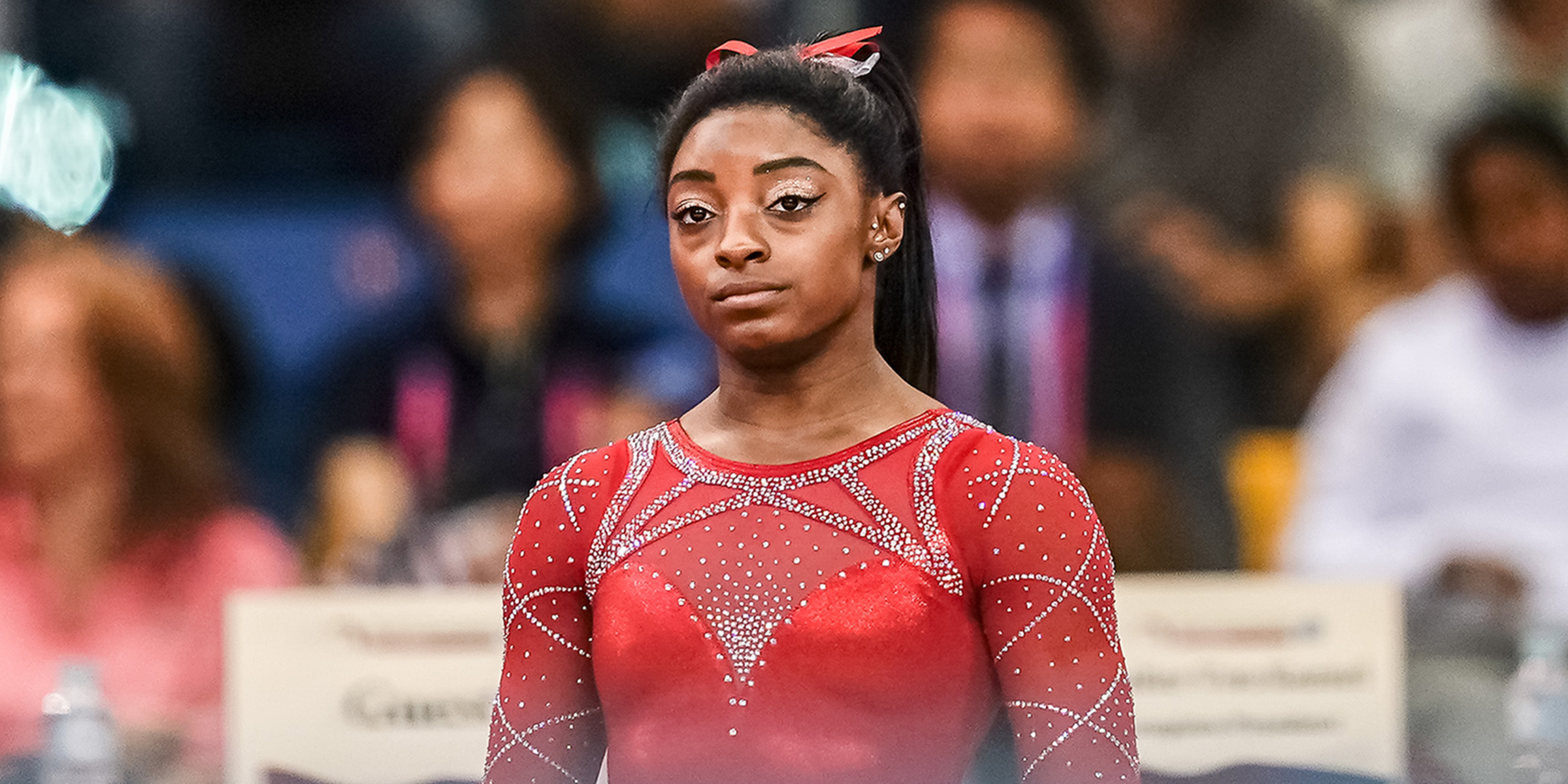 Simone Biles rips USA Gymnastics for Larry Nassar case: 'You couldn't protect us'