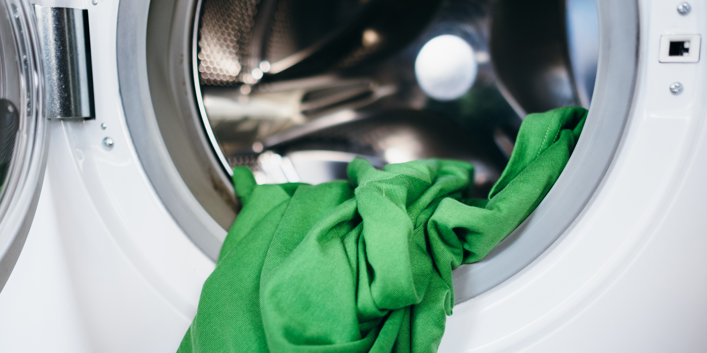 3-year-old dies after being trapped inside washing machine