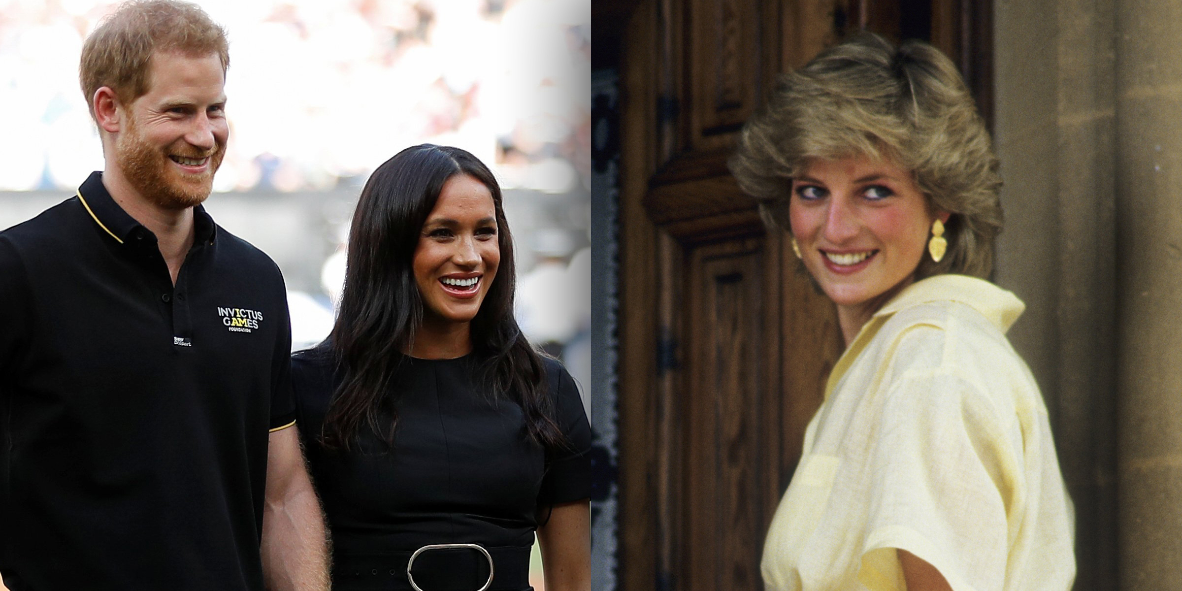 prince harry and meghan markle find inspiring way to honor princess diana today show