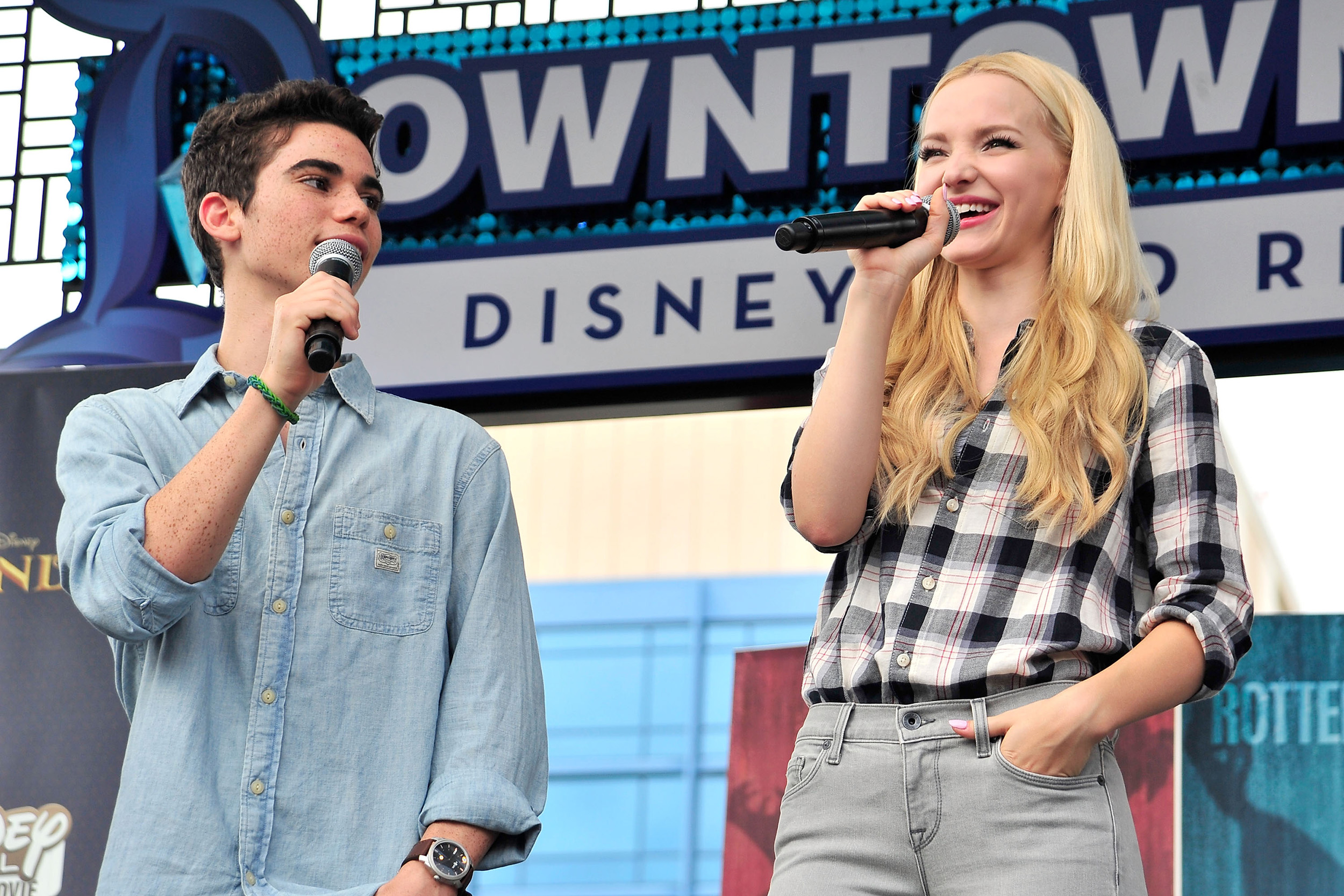 Dove Cameron Opens Up About How Life Has Changed Since Cameron Boyce S Death
