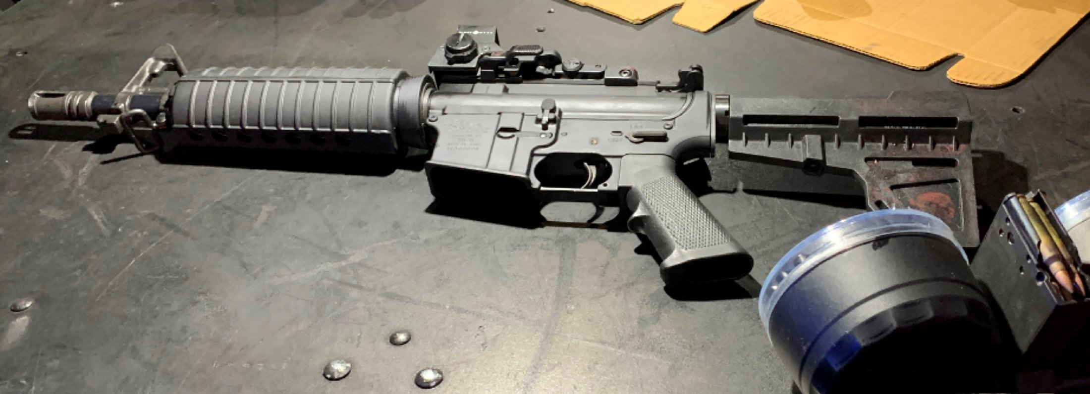 Dayton shooter's gun is the reason he killed 9 in 30 seconds