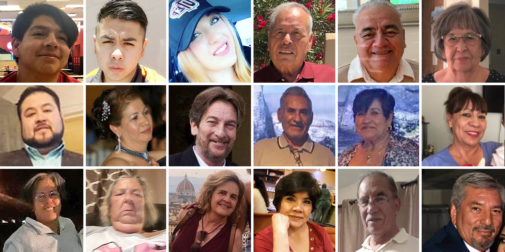 A Hero Grandfather A Teen An Army Vet These Are The Victims Of The El Paso Massacre