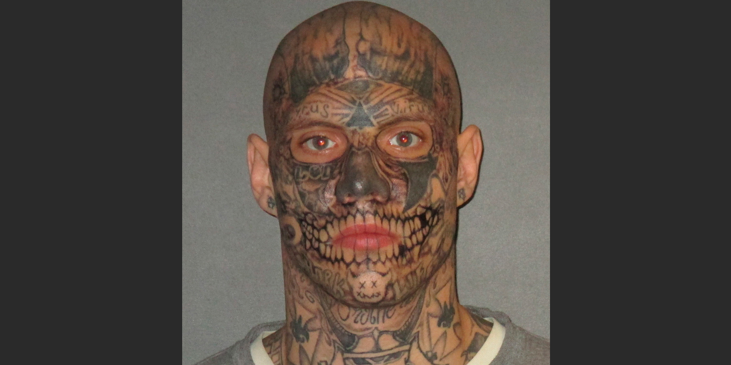 Man who feared his facial tattoos would affect chances for fair trial convicted of double murder