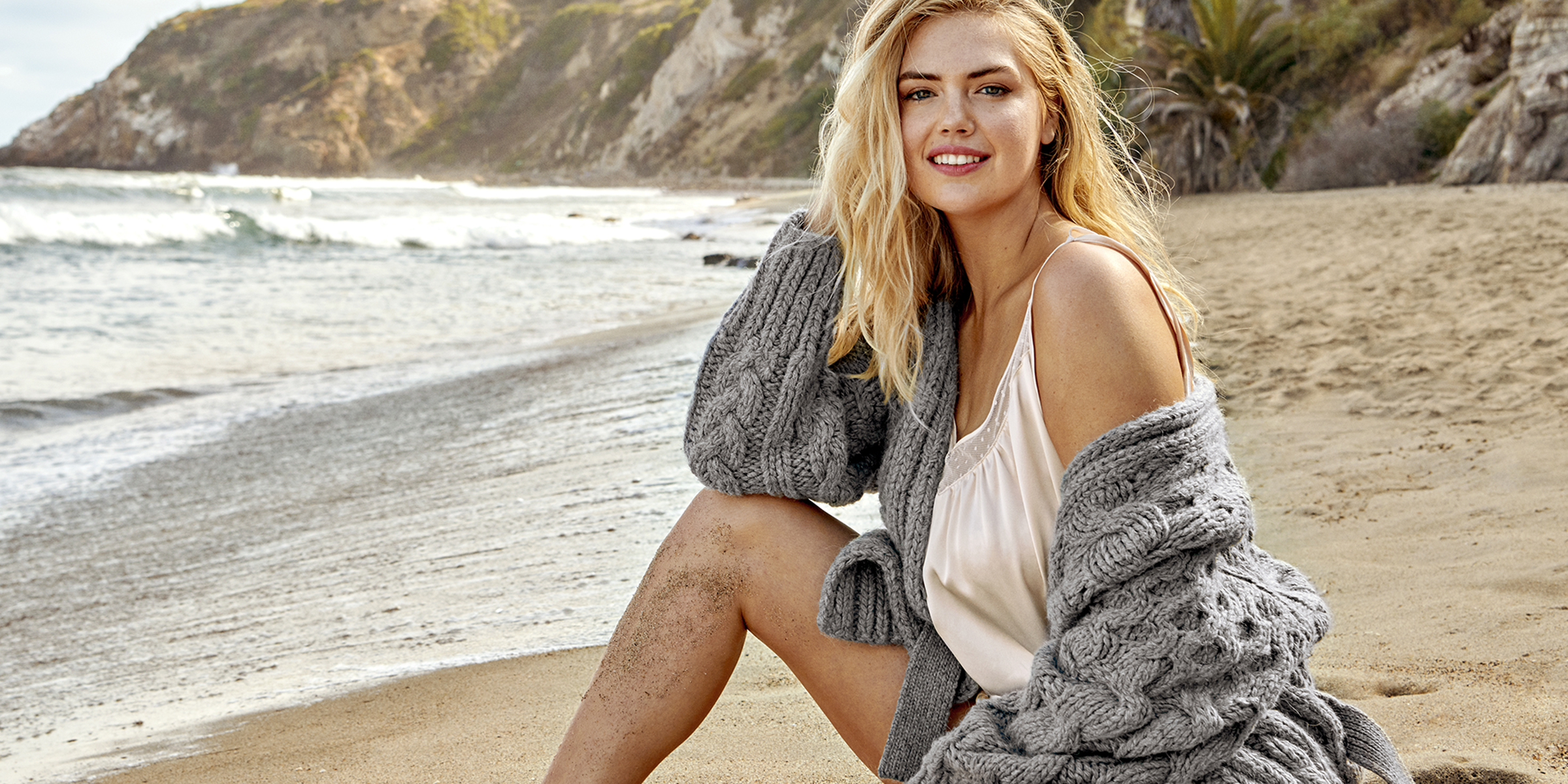 Kate Upton Says Her Unretouched Health Magazine Cover Is A Step Forward