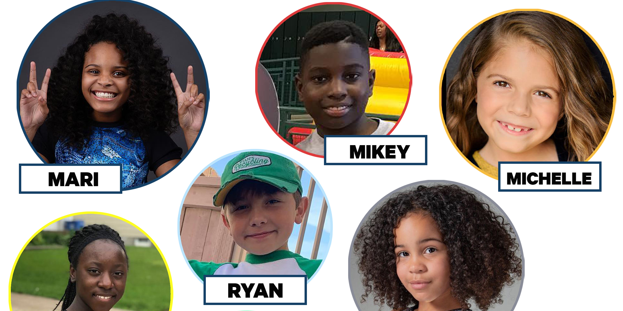 Kids in the Spotlight: Learn more about 10 amazing kids and causes important to them