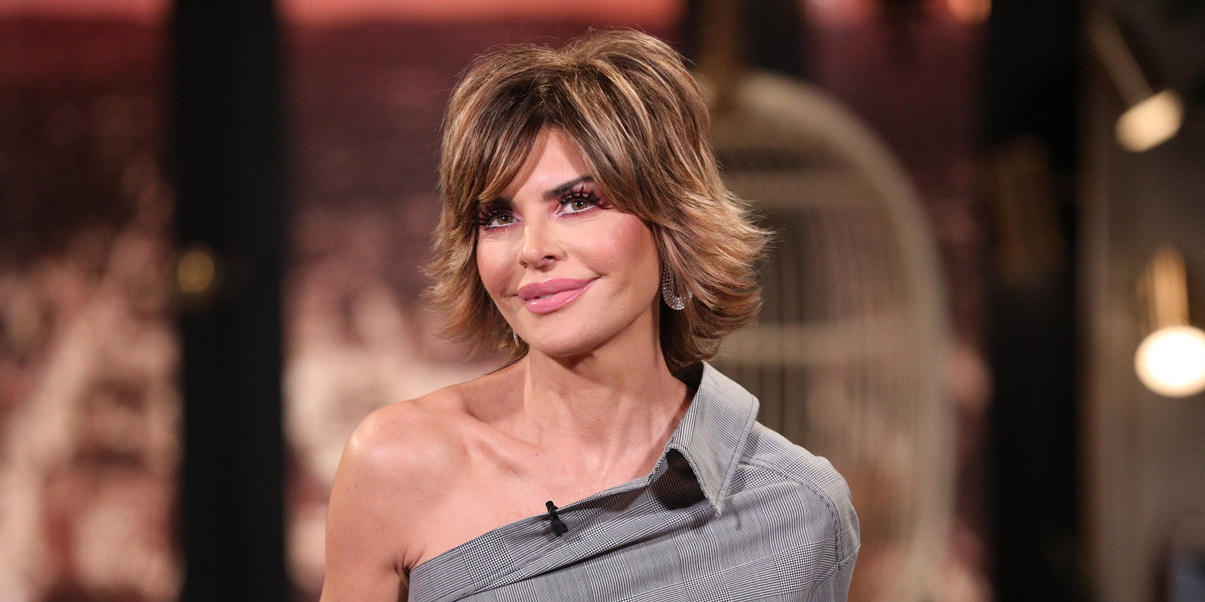 Phenomenal Lisa Rinna Has A New Hairstyle And Shes Given It A Name Meet Schematic Wiring Diagrams Amerangerunnerswayorg