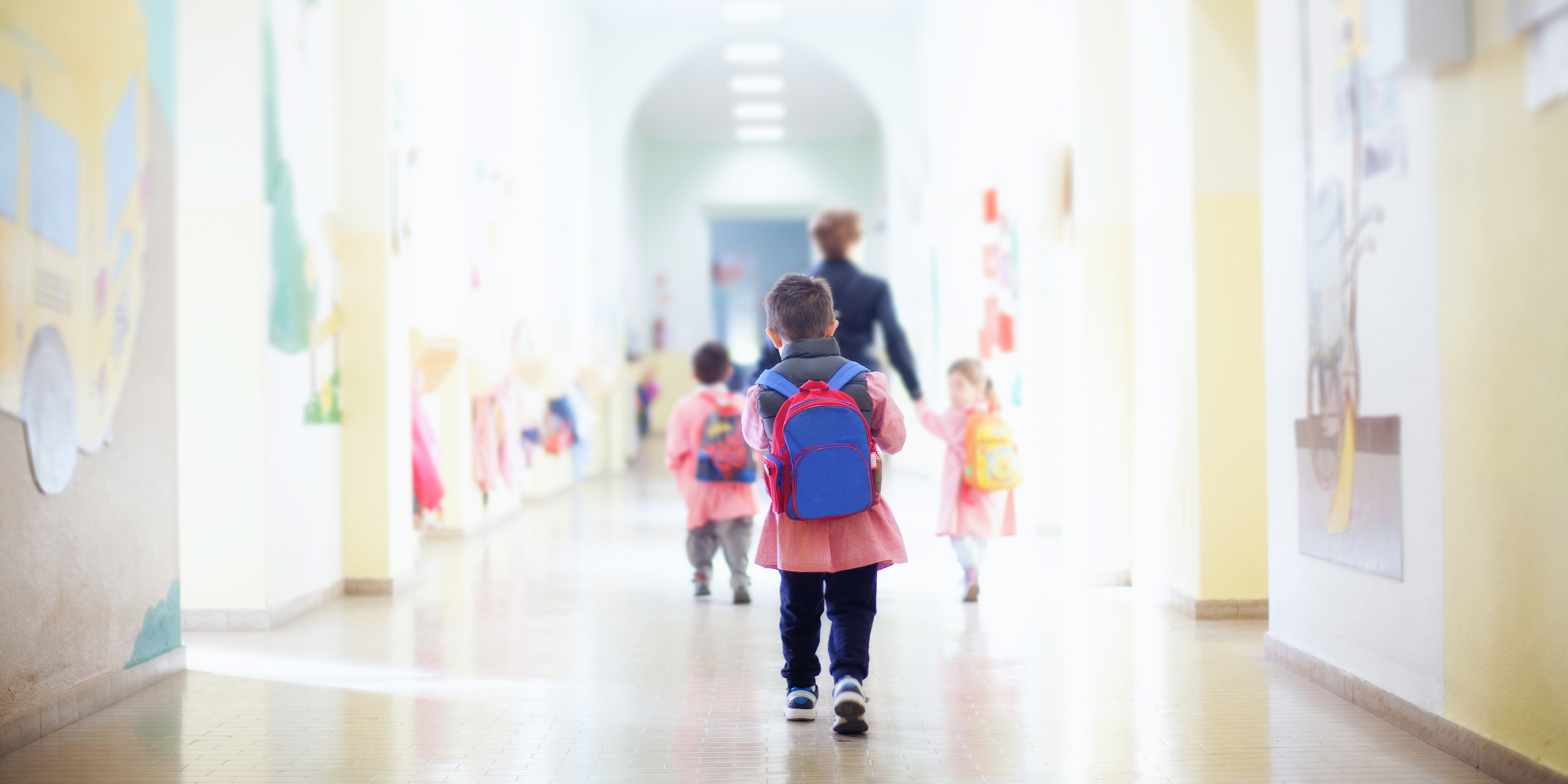How to talk to your kids about mass violence at school, by age and grade