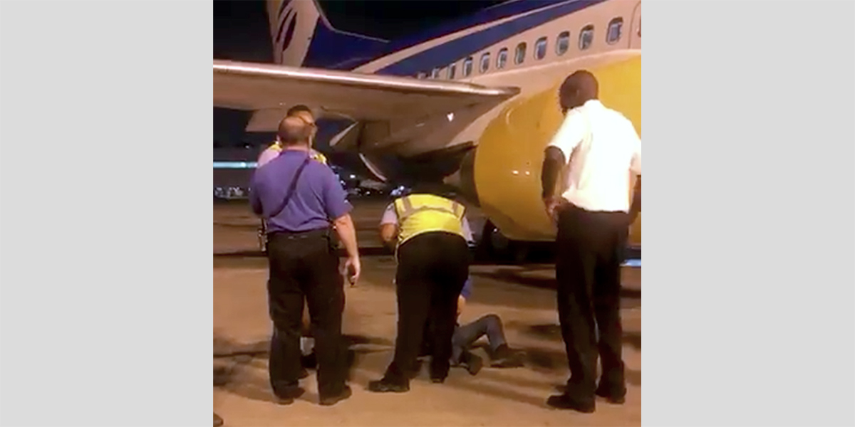Cuban man found stowed away in plane's cargo area at Miami airport