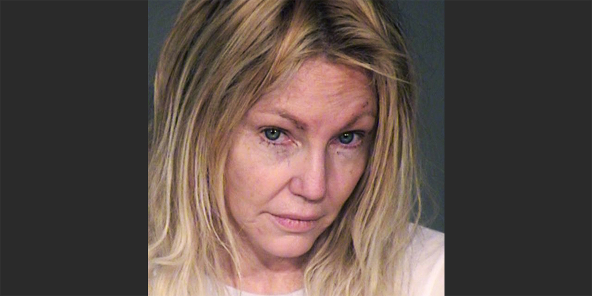 Actor Heather Locklear pleads no contest in battery against deputies