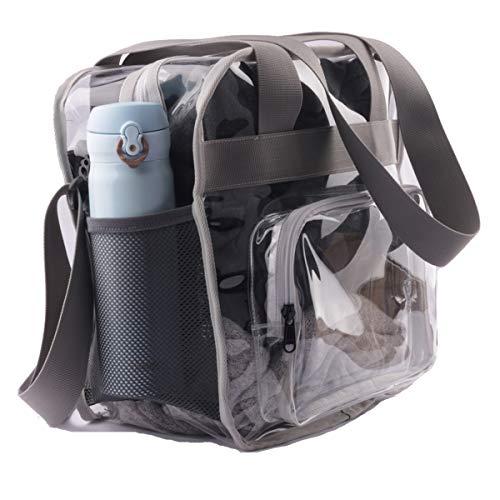 Clear TN STADIUM custom bags