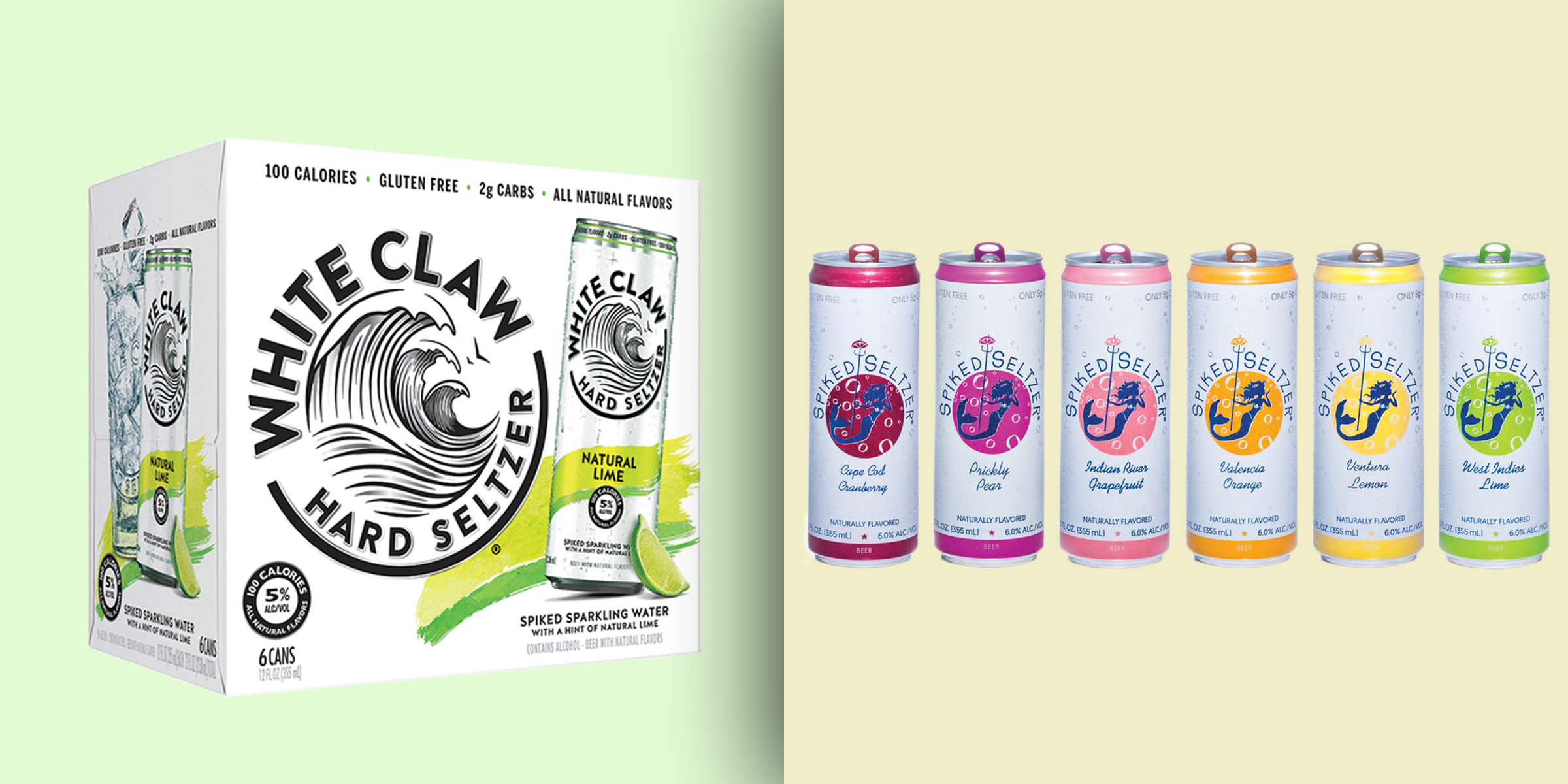 What Is Spiked Seltzer Today Anchors Try Summer S Hottest Drink