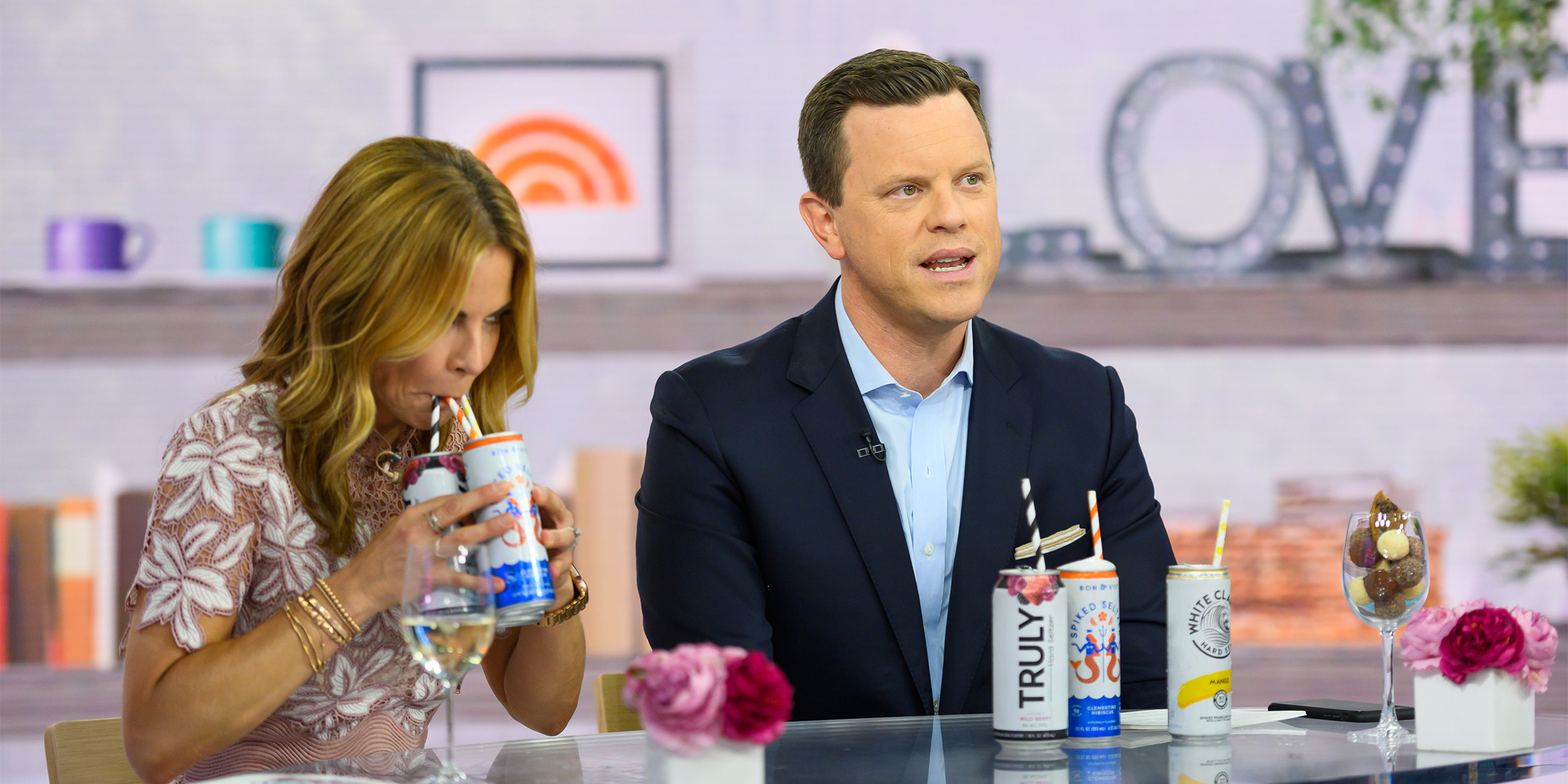 What is spiked seltzer? TODAY anchors try summer's hottest drink