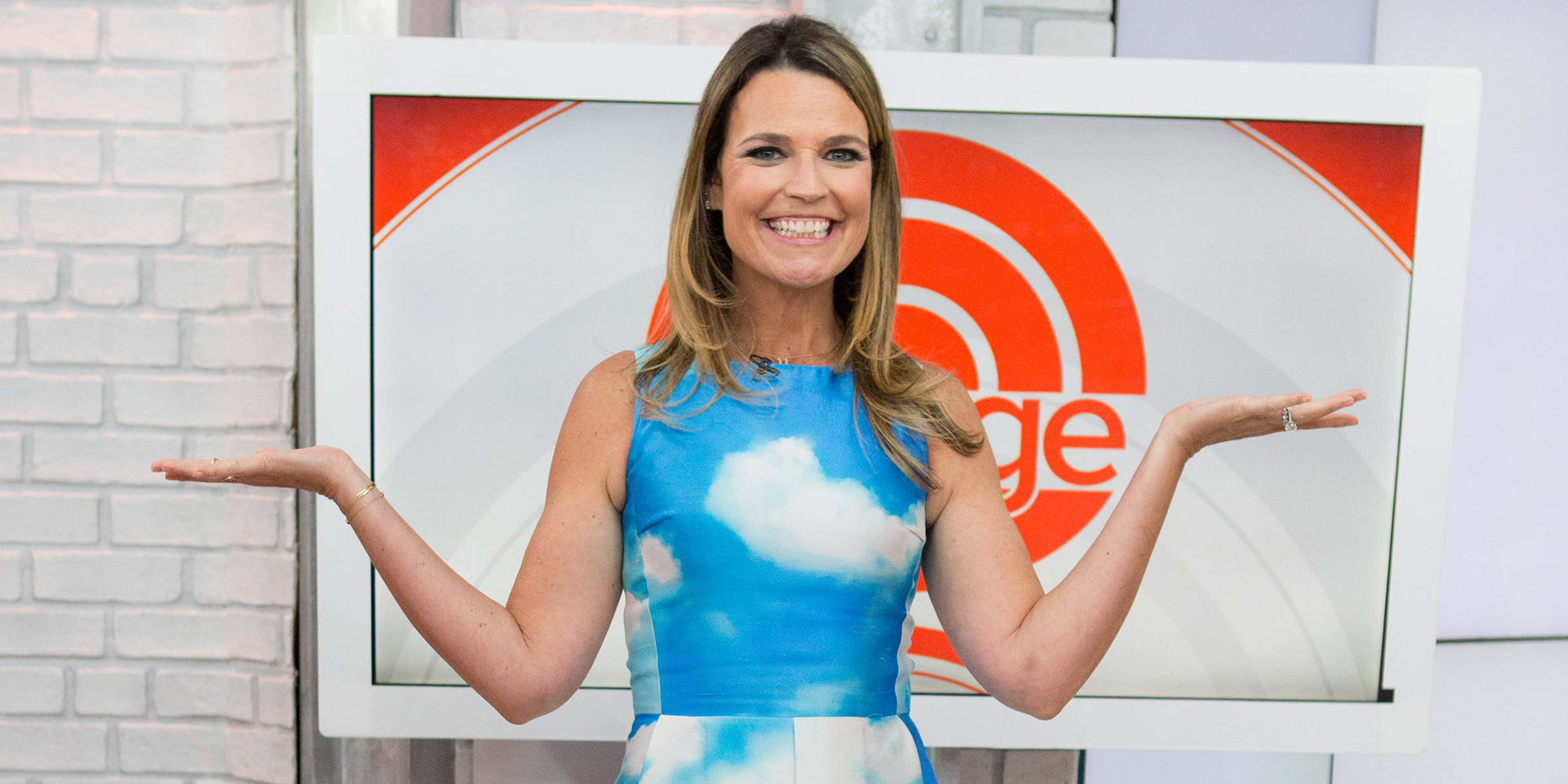 Savannah Guthrie Loves This Dress So Much She Wears It Every Year
