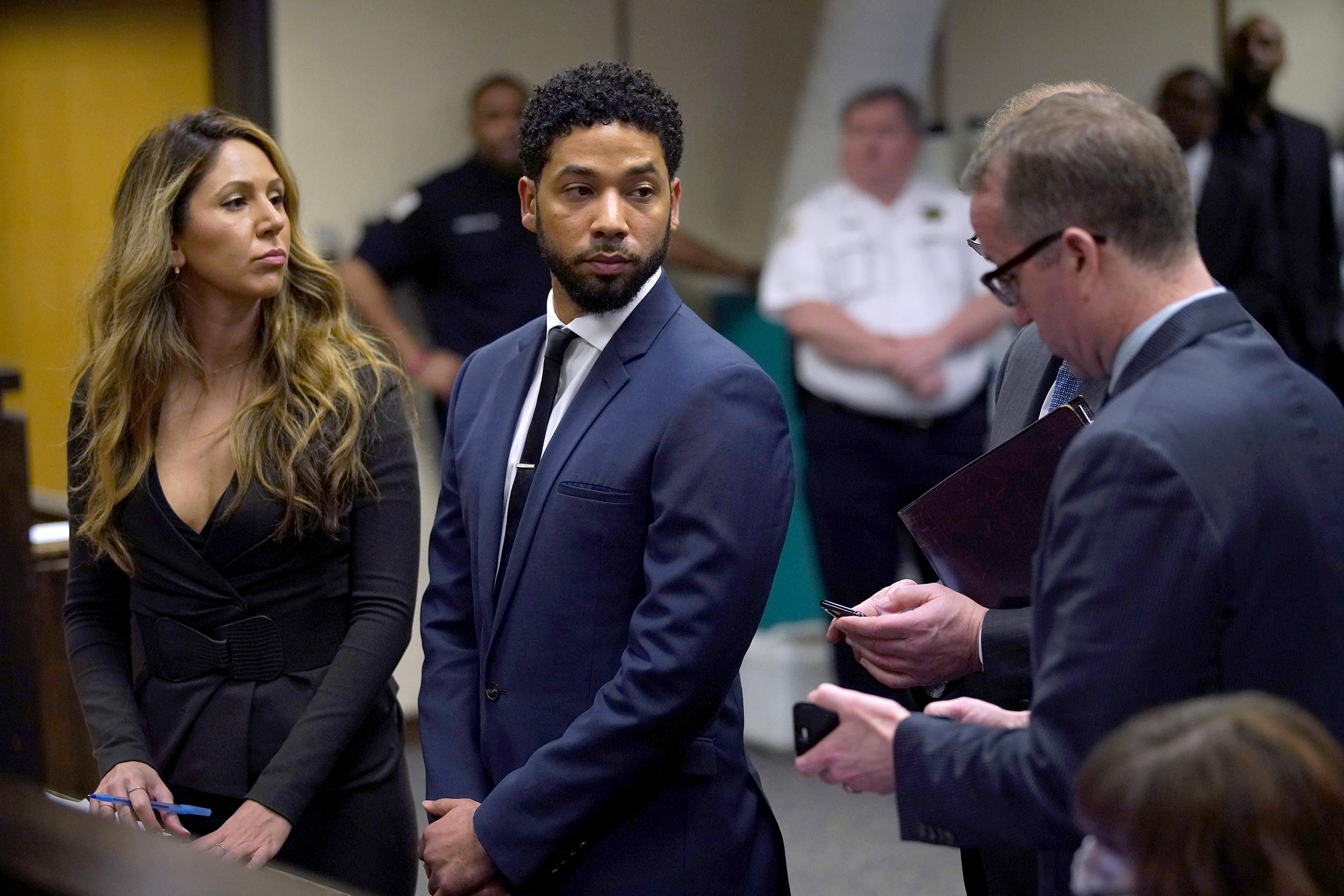Chicago police release Jussie Smollett documents