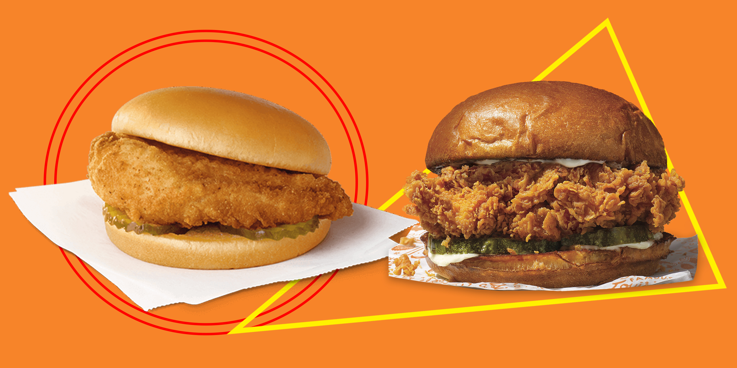 Popeyes Started A Chicken Sandwich War With Chick Fil A This Is Why They Ll Win It