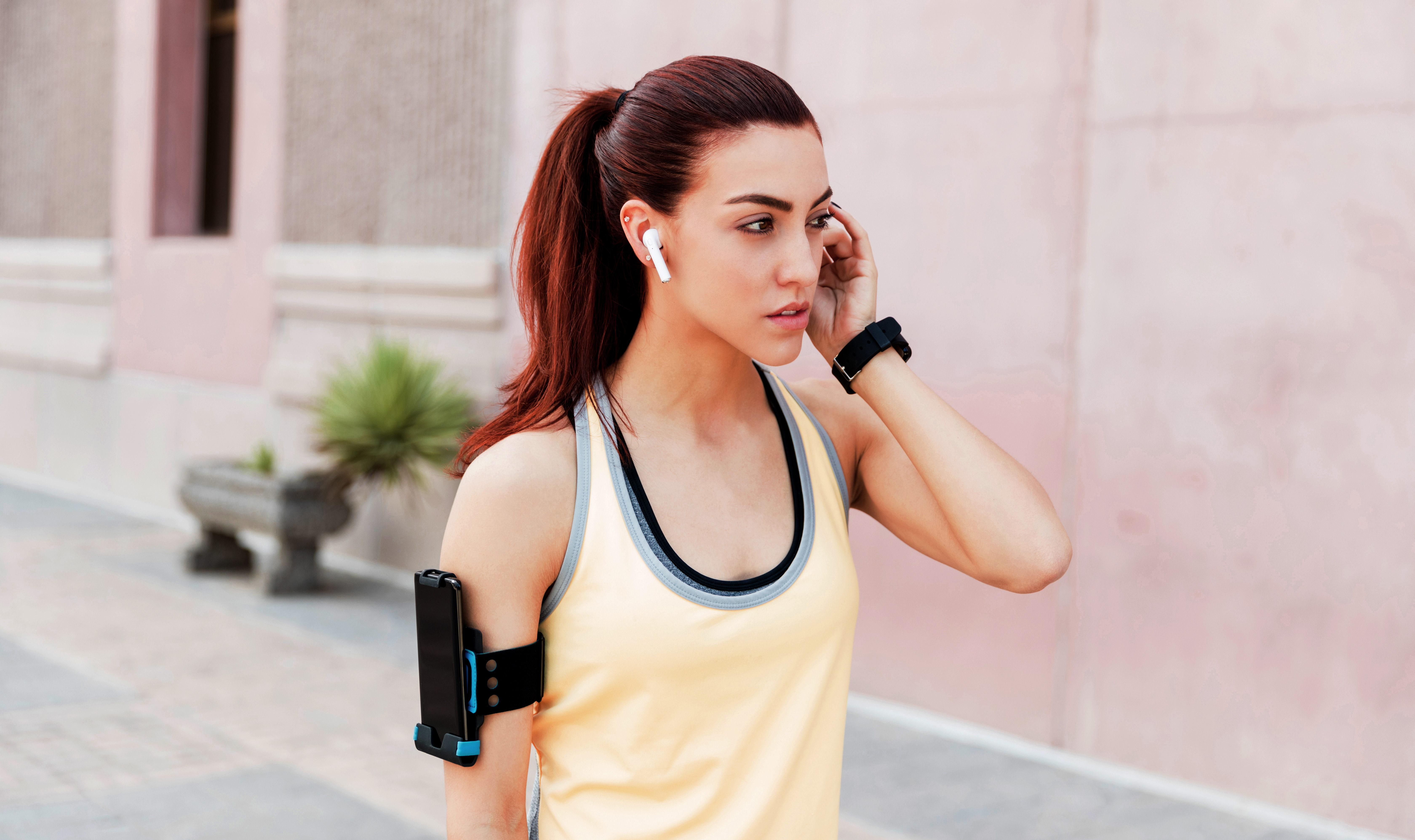 The Best Workout Headphones And Earbuds According To Fitness Pros