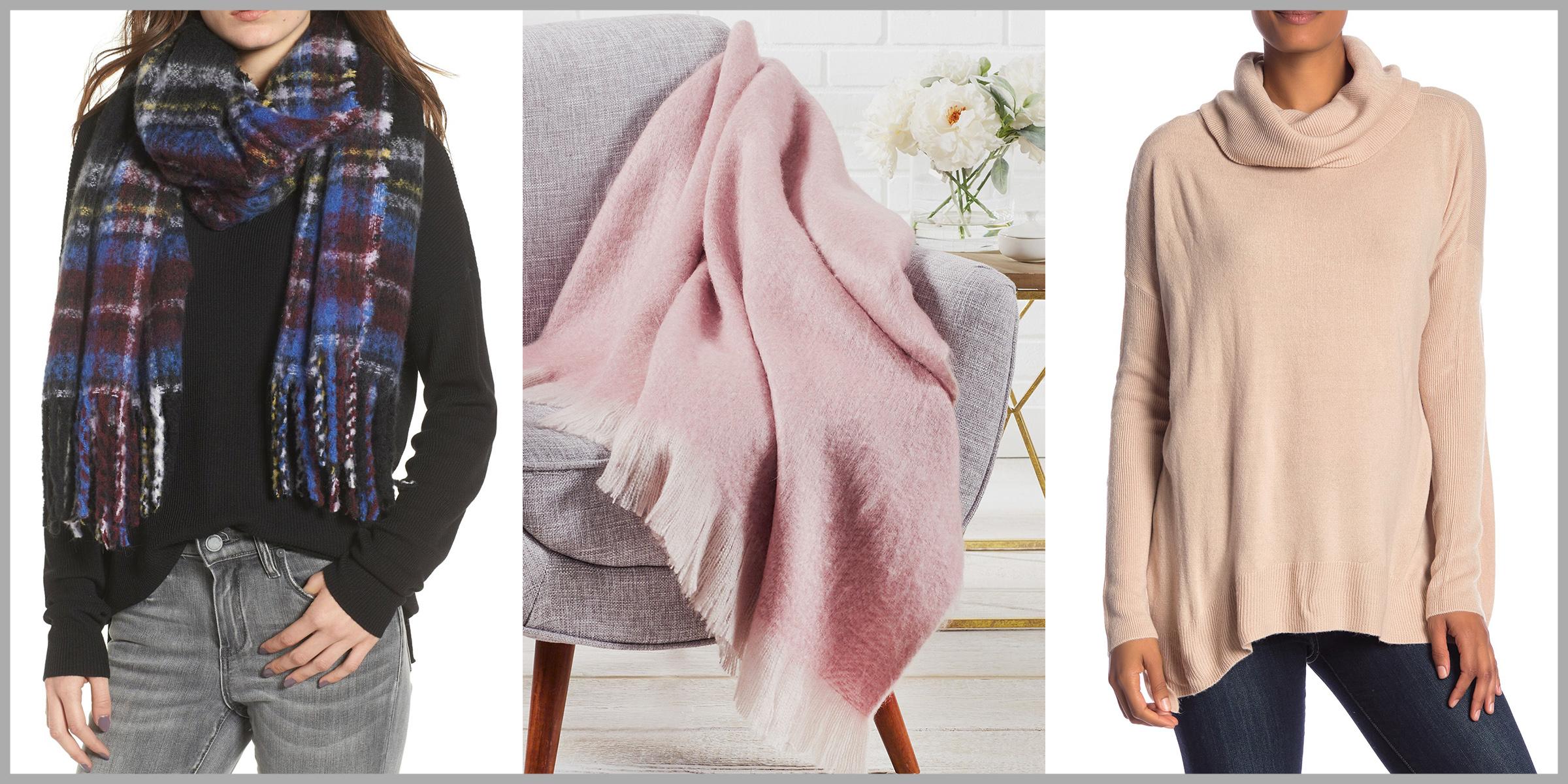 nike fleece knit sweatpants nordstrom rack