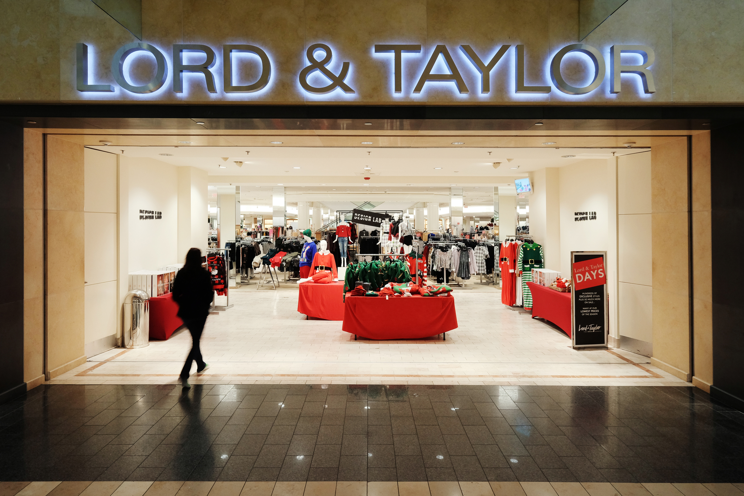 Can shopping malls survive long-term? Lord & Taylor files for bankruptcy protection, along with others