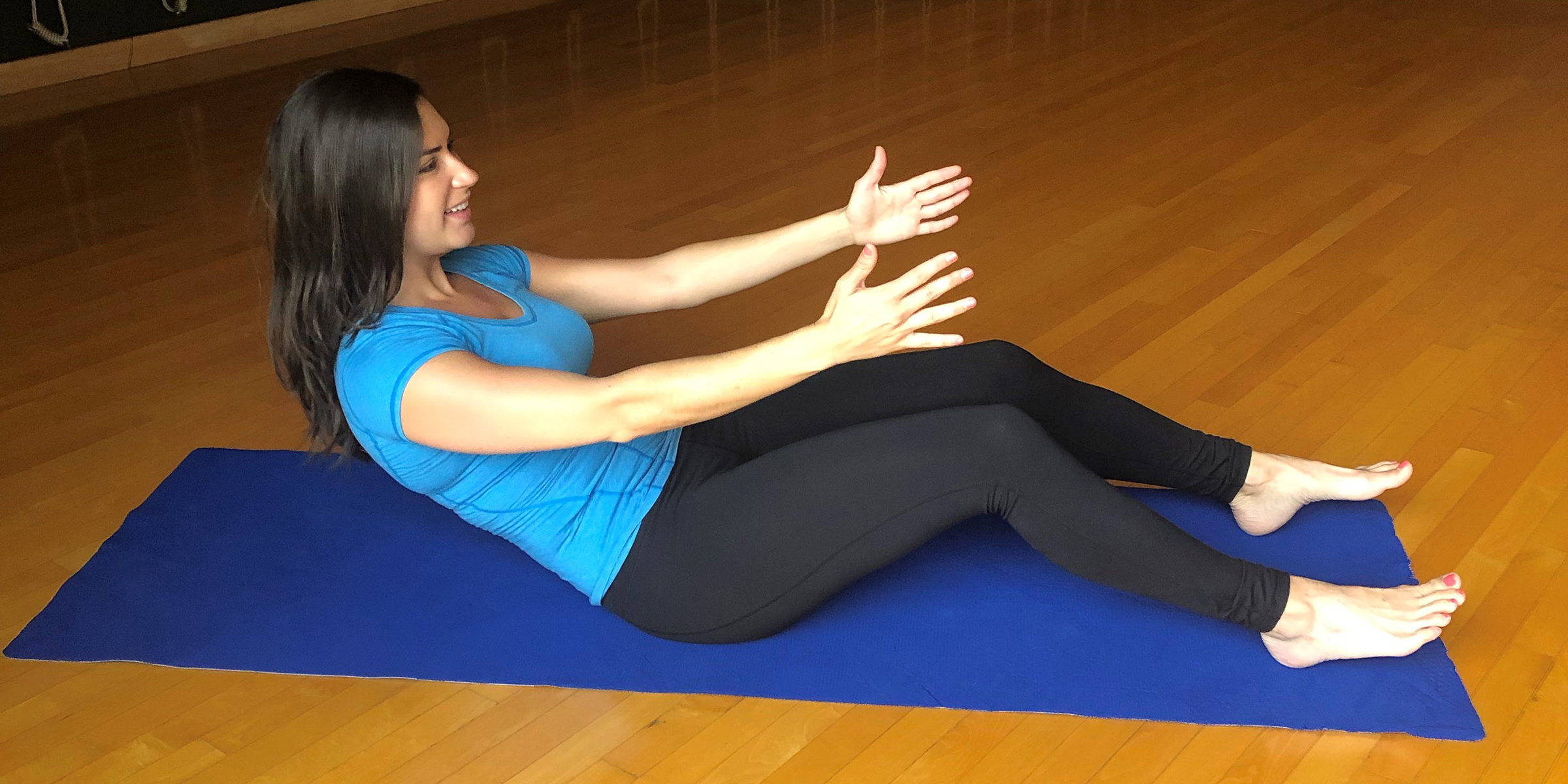 Try these Pilates poses to relieve back pain in 5 minutes