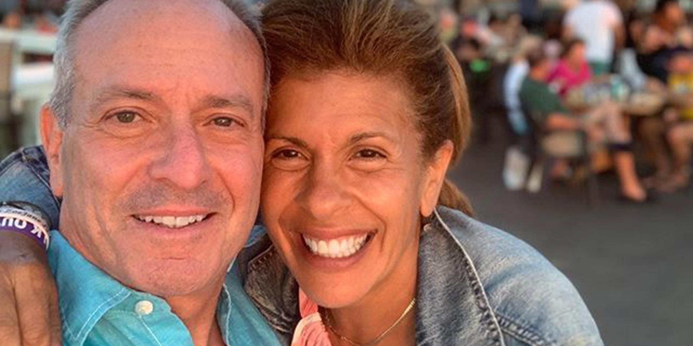 Hoda Kotb recalls touching moment when Joel Schiffman said 'I love you'