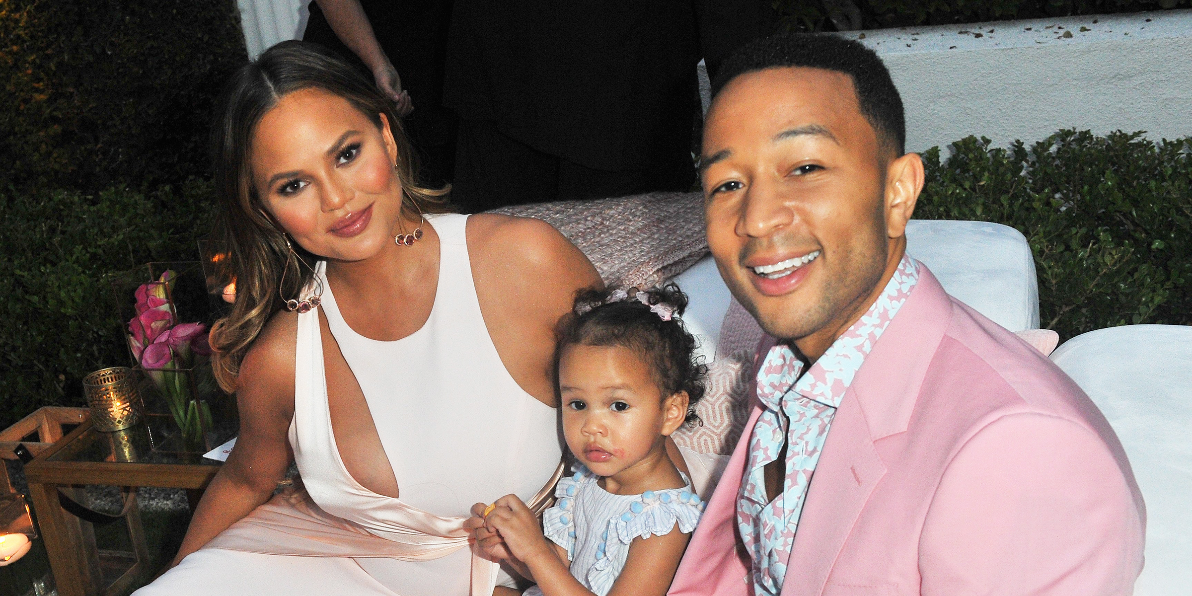 Chrissy Teigen and John Legend's daughter describes 1st crush in adorable video