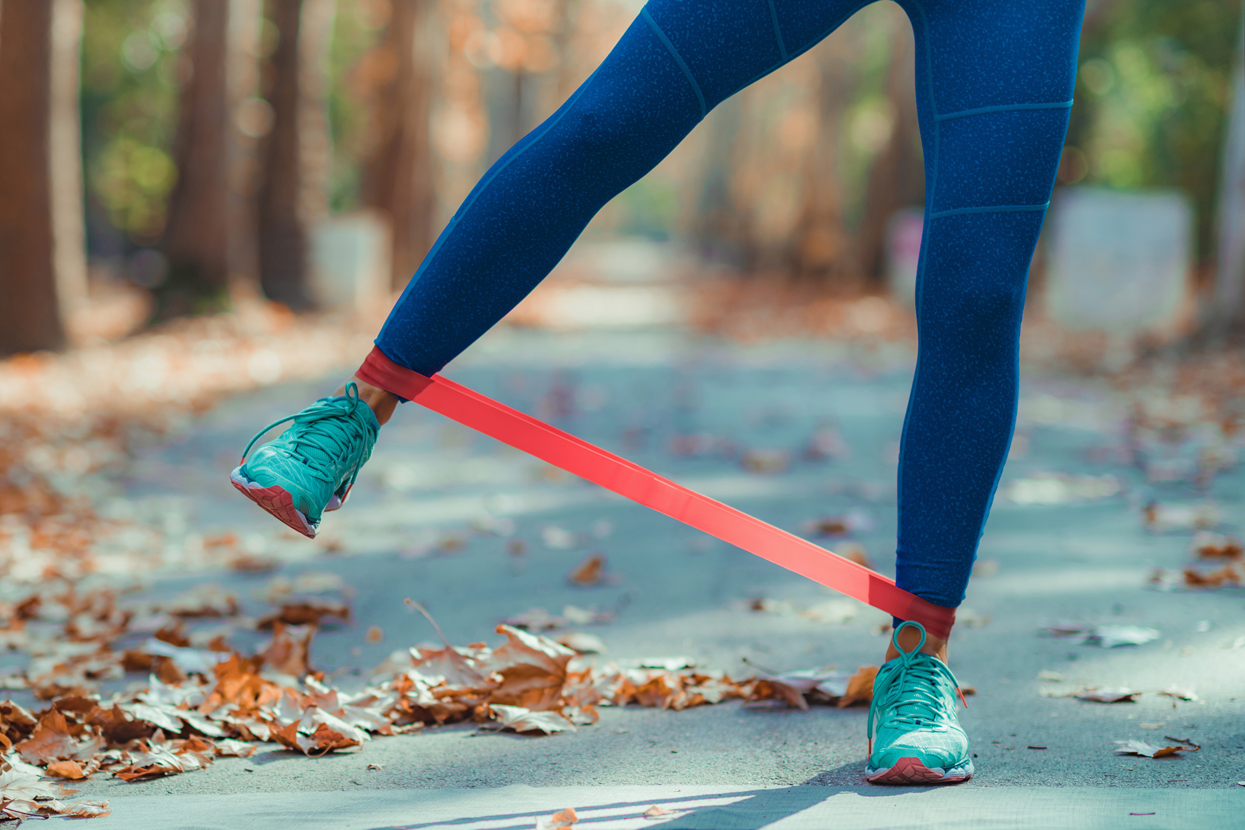 5 Resistance Band Exercises For A Total Body Workout