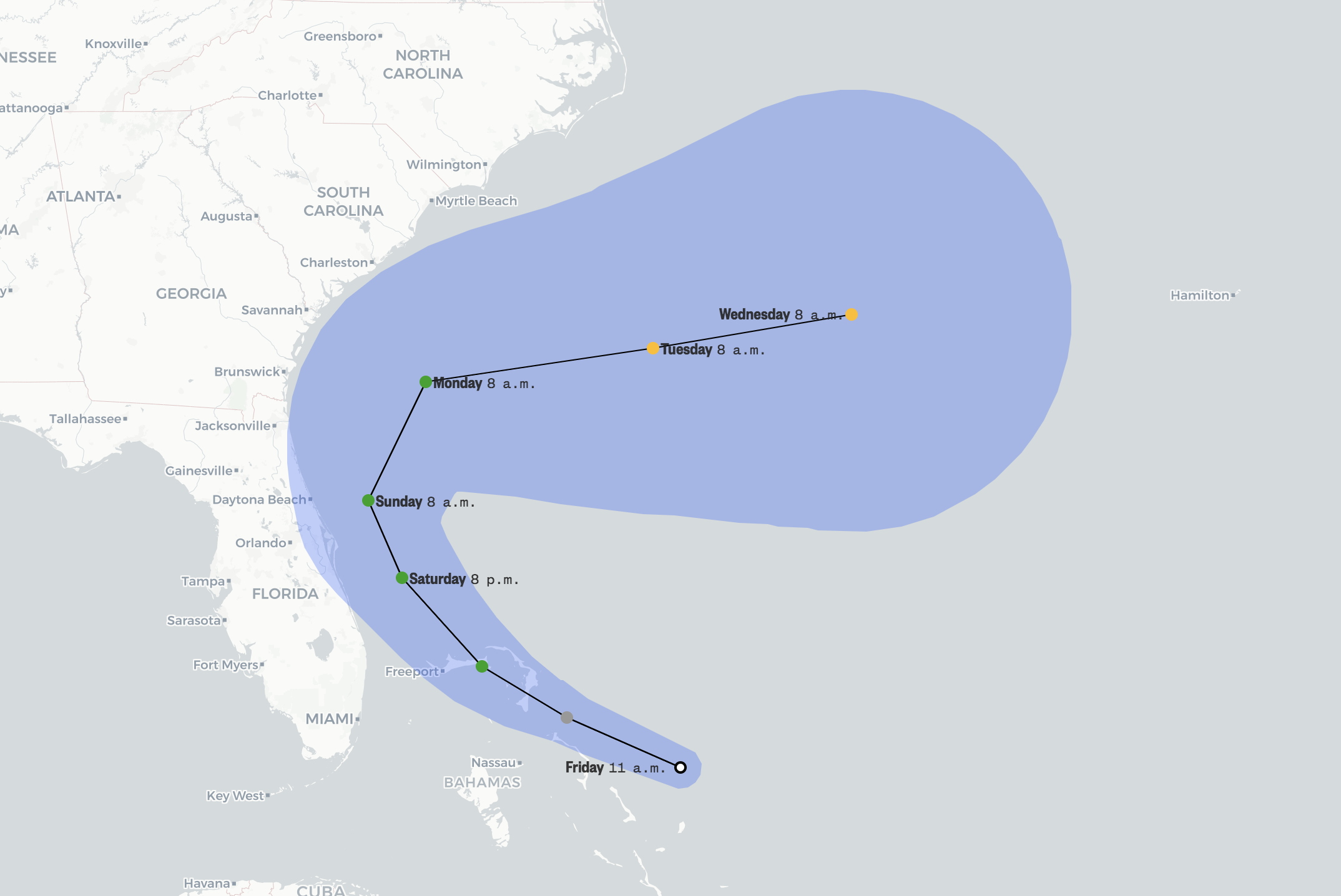 It's just a picture of Hurricane Tracking Map Printable with regard to channel 2