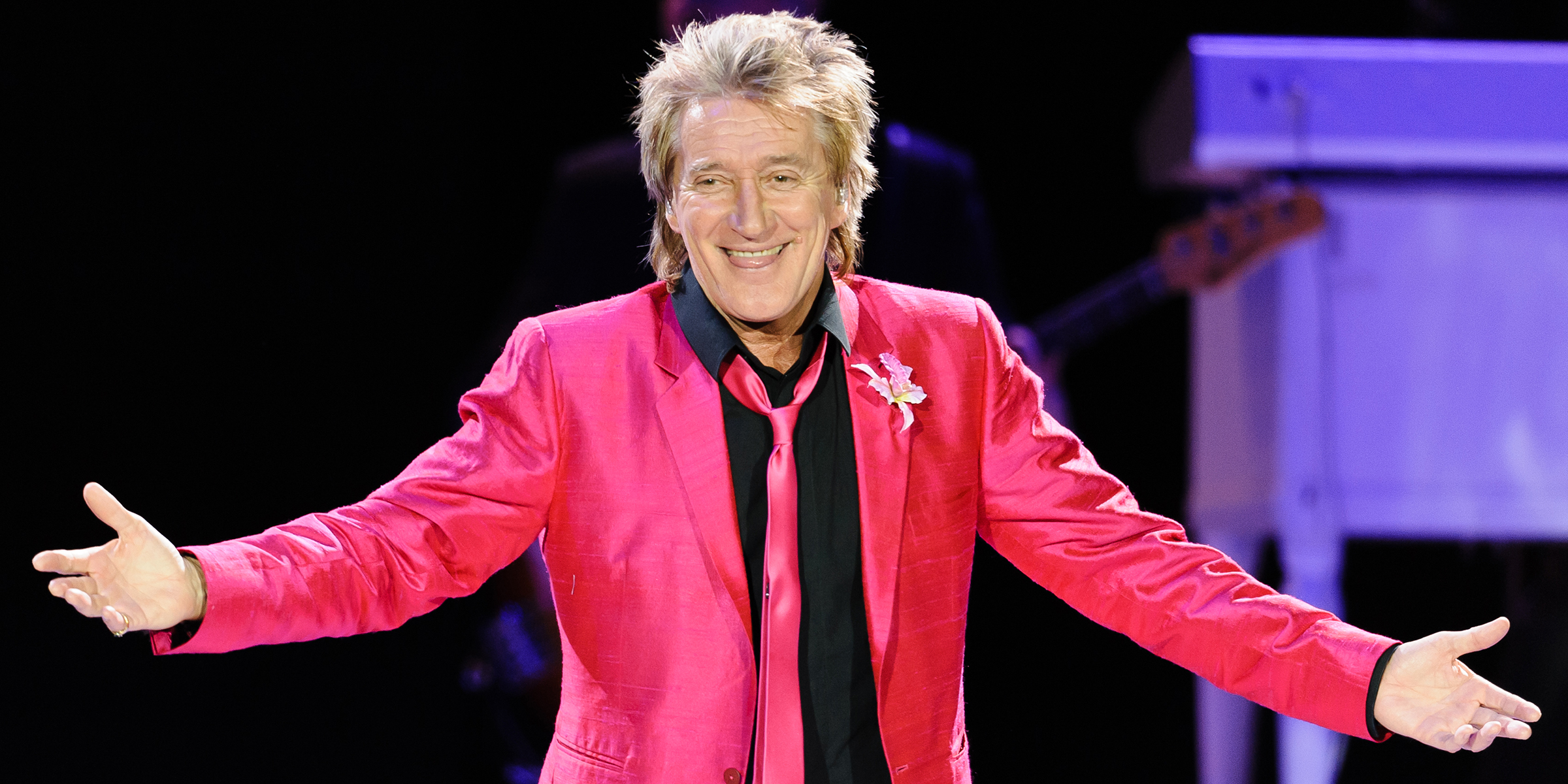 Rod Stewart reveals he had prostate cancer: 'I caught it early'